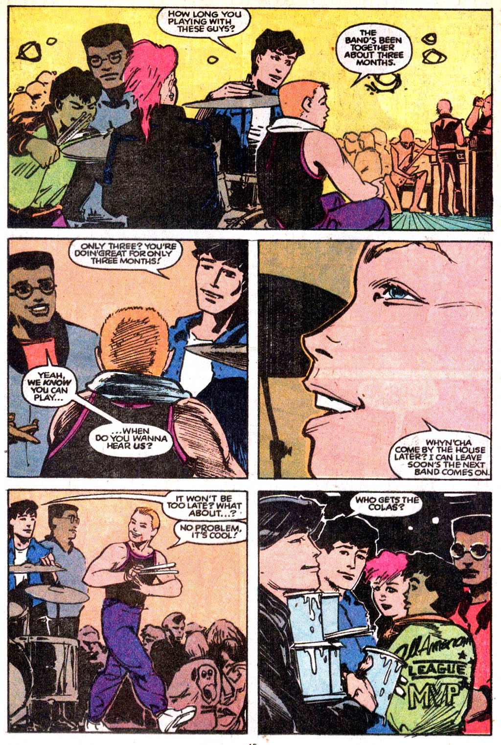 Steeltown Rockers issue 2 - Page 12
