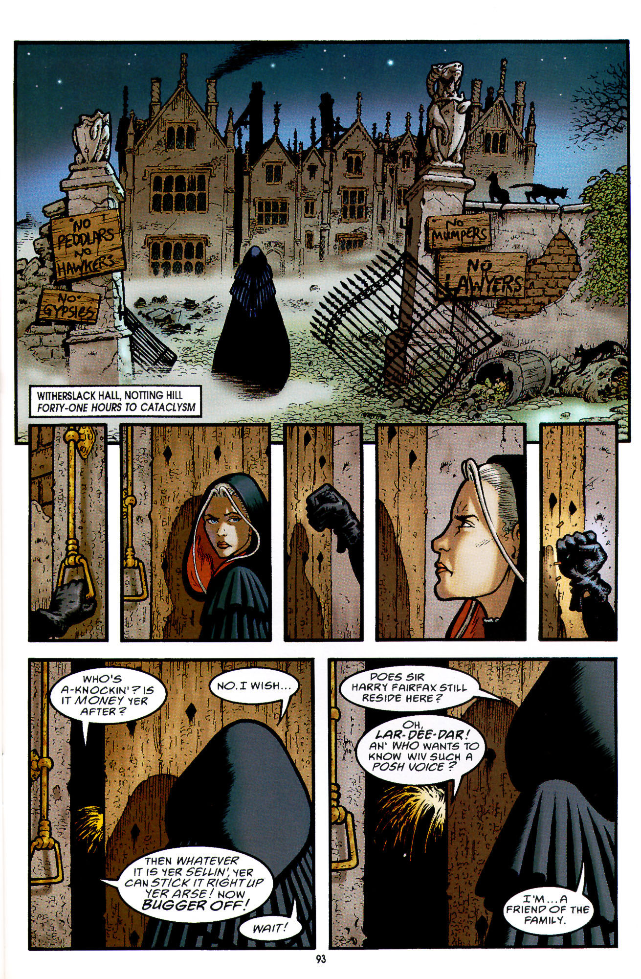Read online Heart of Empire comic -  Issue #3 - 35