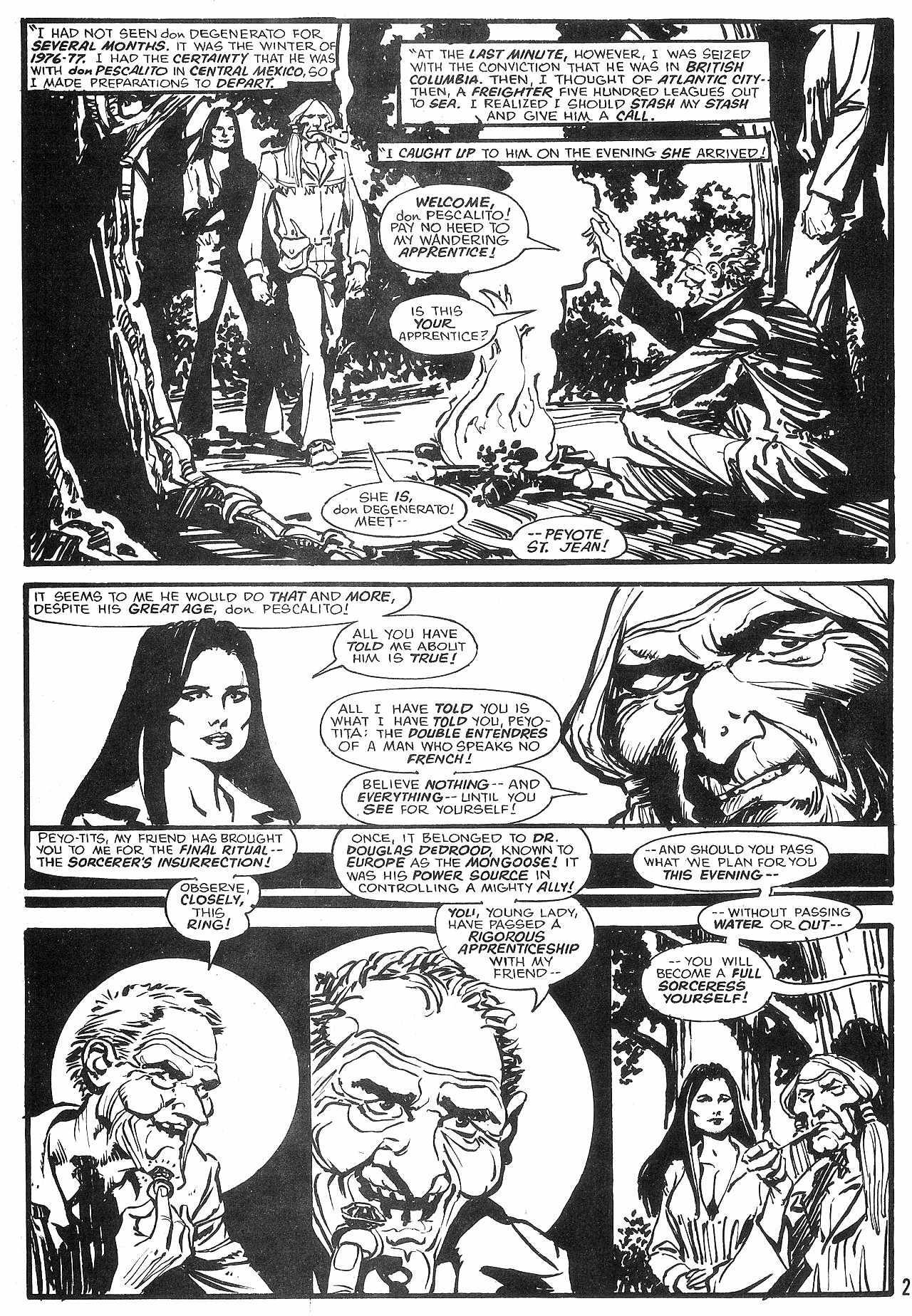 Read online Star*Reach comic -  Issue #7 - 42