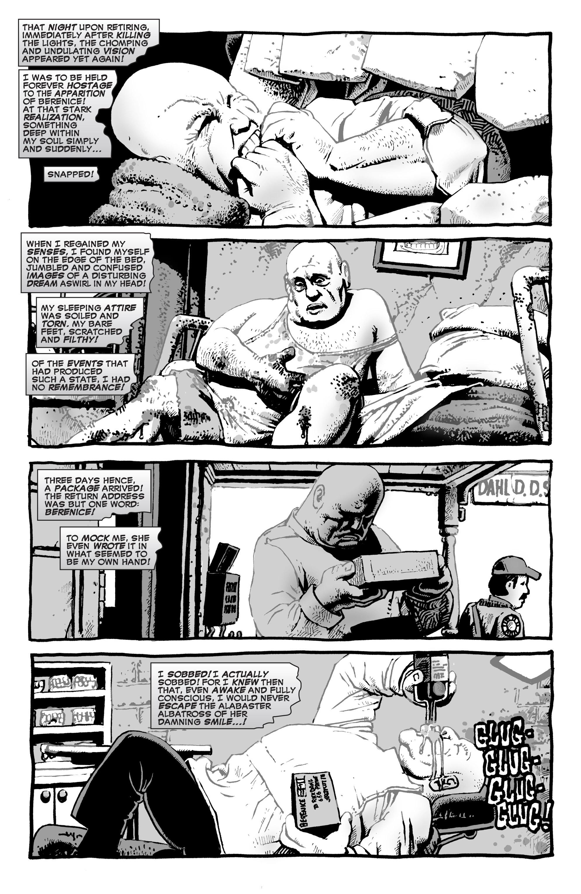 Read online Haunt of Horror: Edgar Allan Poe comic -  Issue #3 - 26