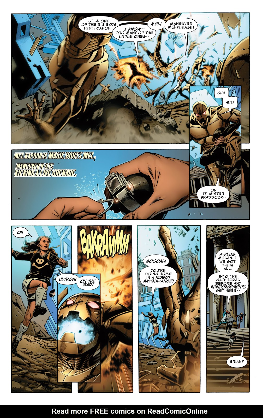Read online Age of Ultron Companion comic -  Issue # TPB (Part 1) - 39
