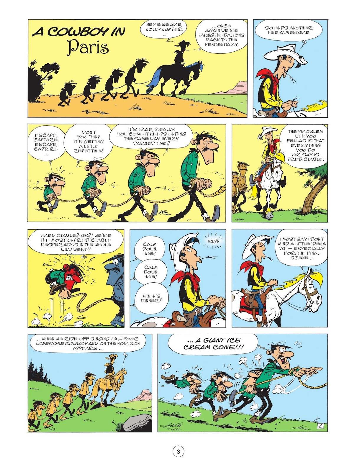 A Lucky Luke Adventure issue 71 - Page 5