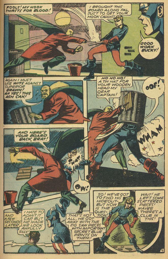 Read online All-Winners Comics comic -  Issue #14 - 20