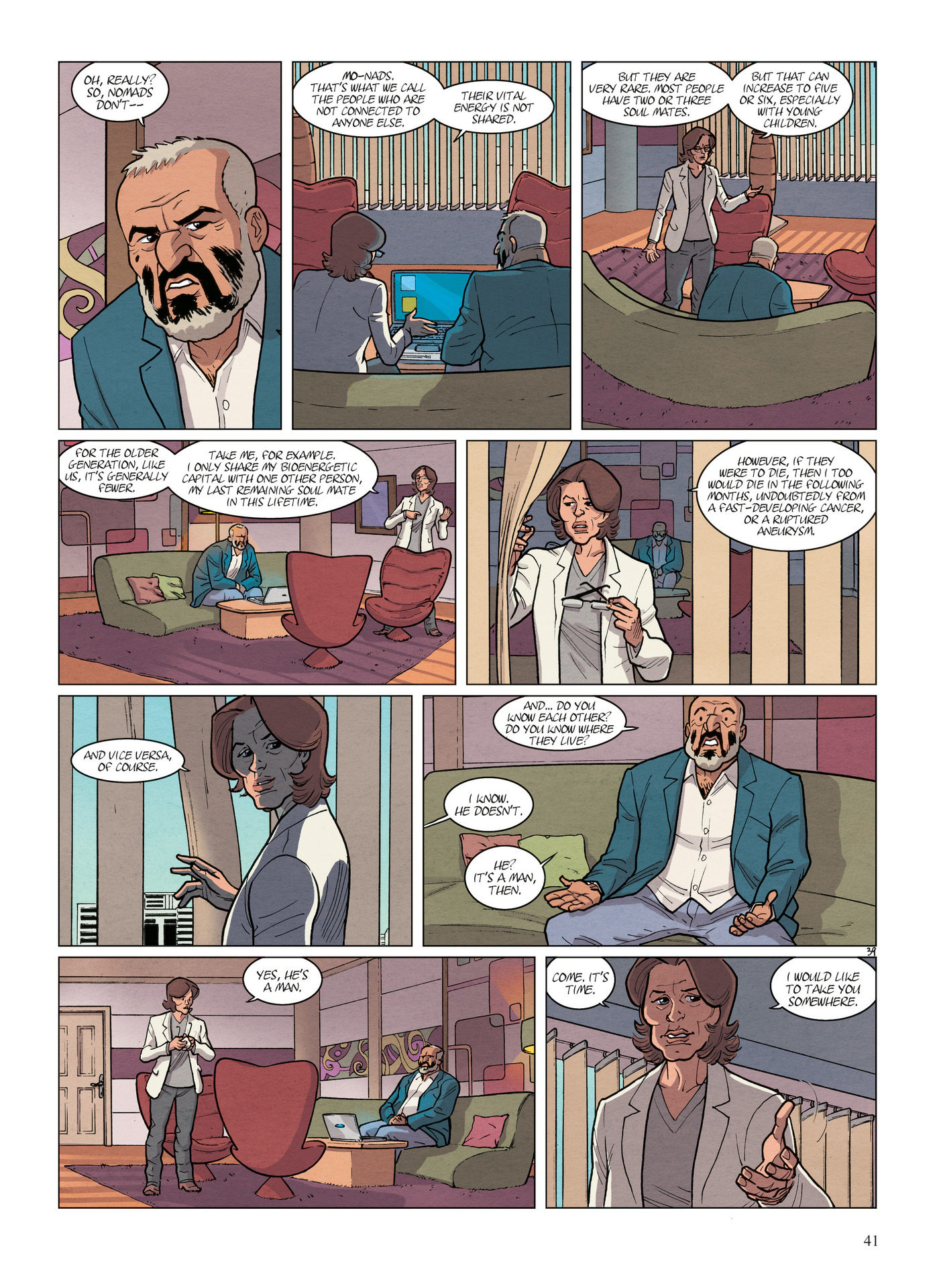 Read online Alter Ego comic -  Issue #6 - 43