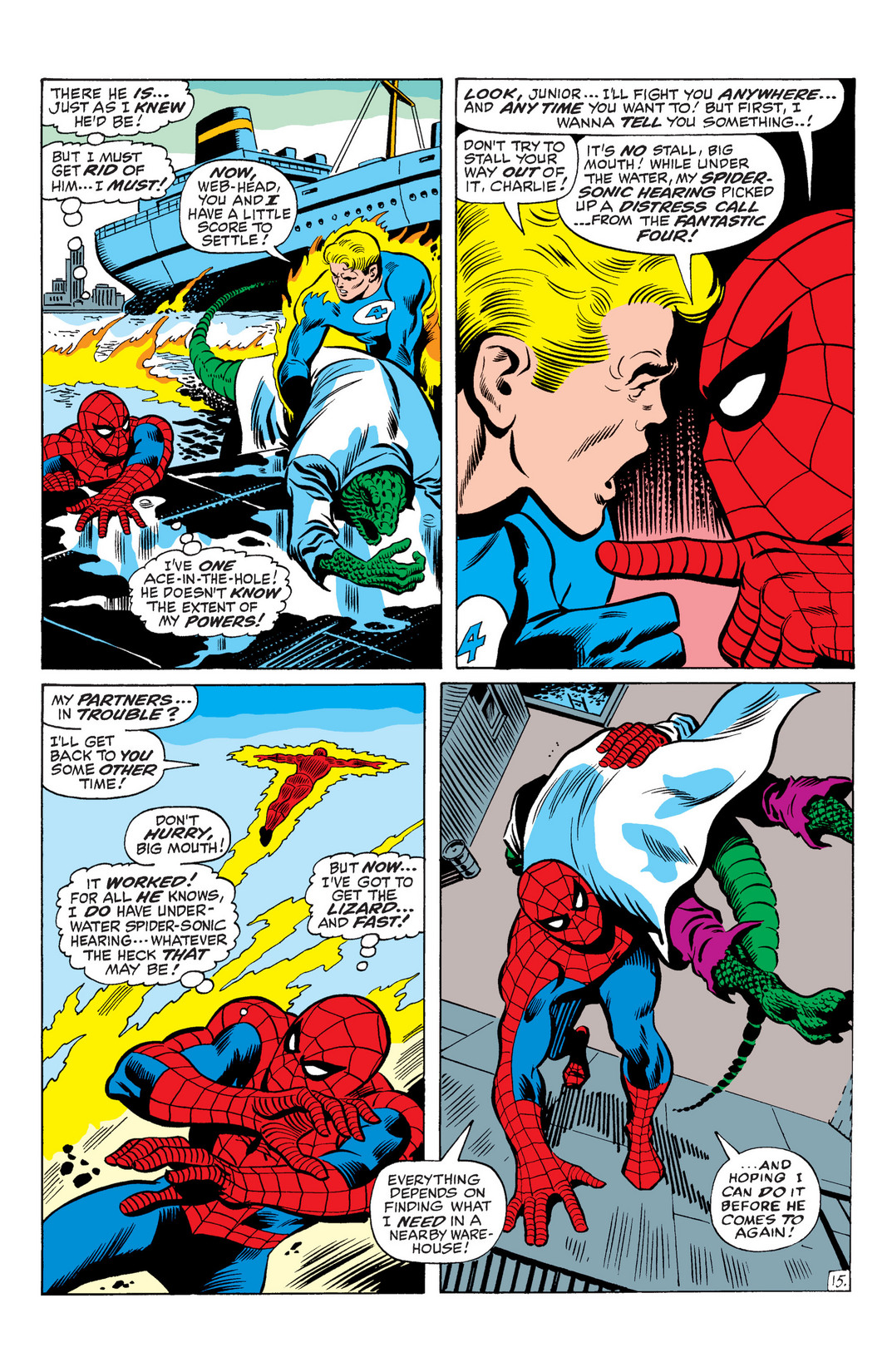 The Amazing Spider-Man (1963) 77 Page 15