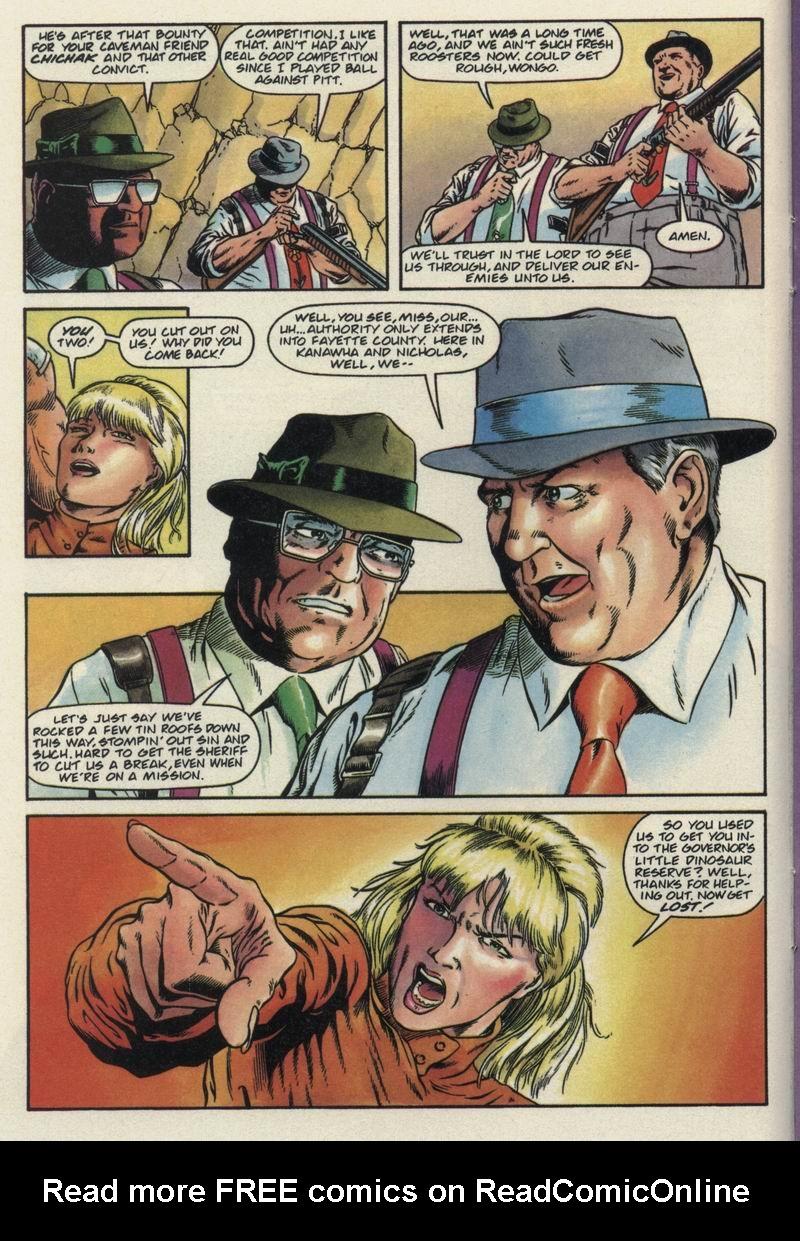 Read online Turok, Dinosaur Hunter (1993) comic -  Issue #21 - 11