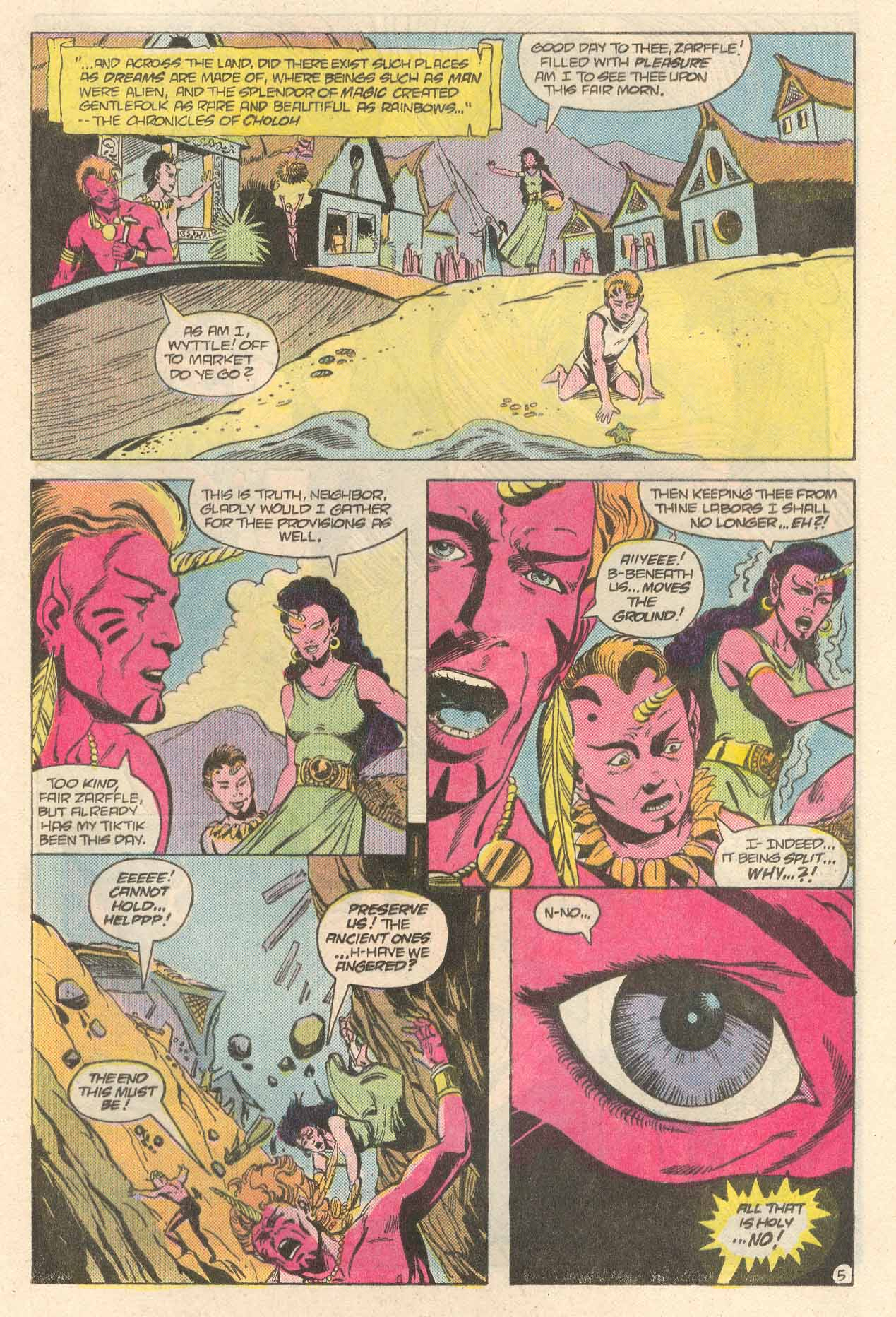 Read online Arion, Lord of Atlantis comic -  Issue #34 - 6