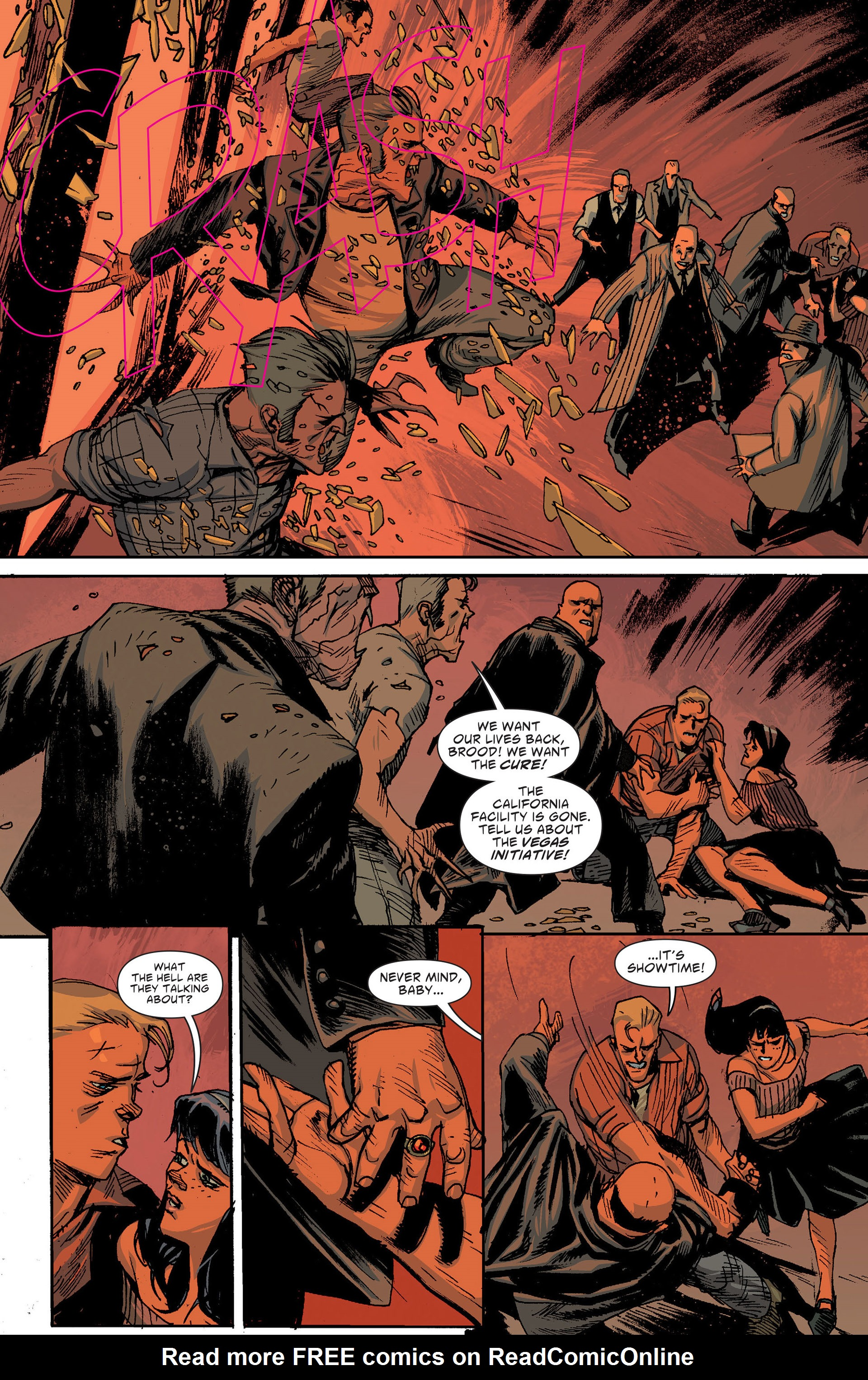 Read online American Vampire: The Long Road To Hell comic -  Issue # Full - 10