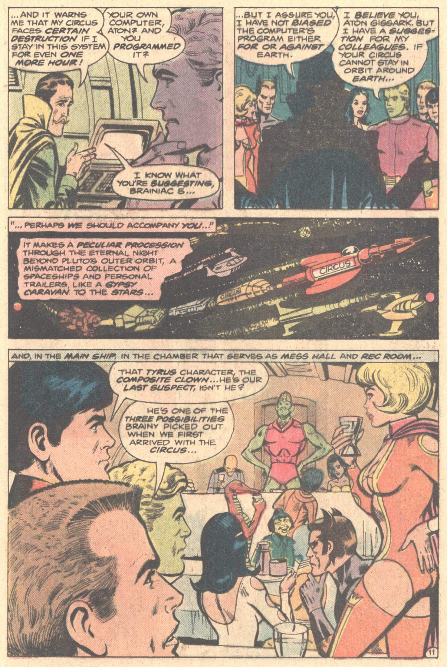 Legion of Super-Heroes (1980) 261 Page 19
