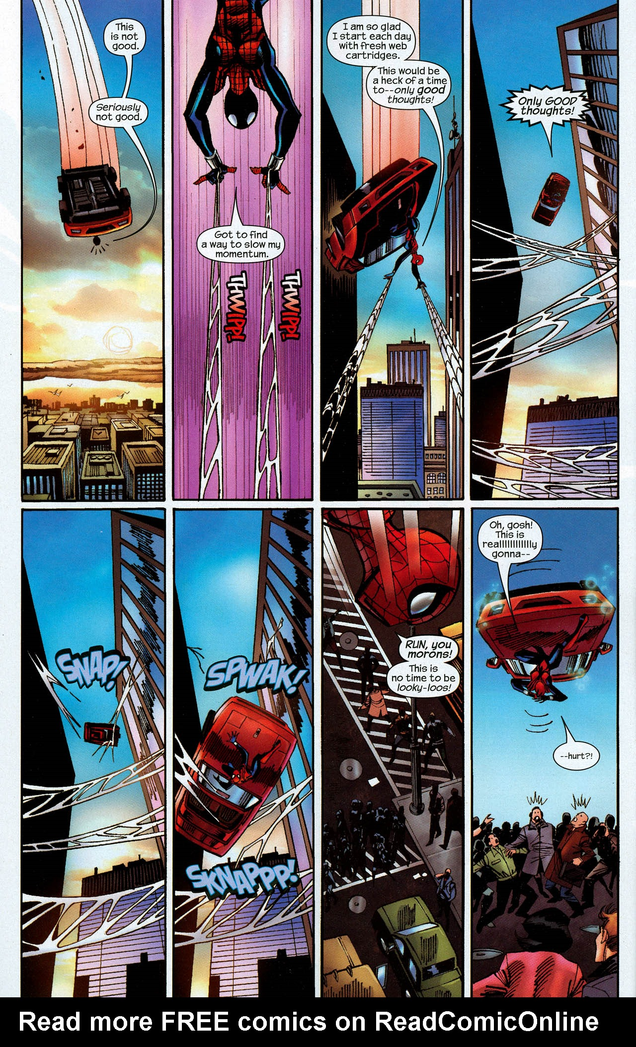 Read online Amazing Spider-Girl comic -  Issue #22 - 30