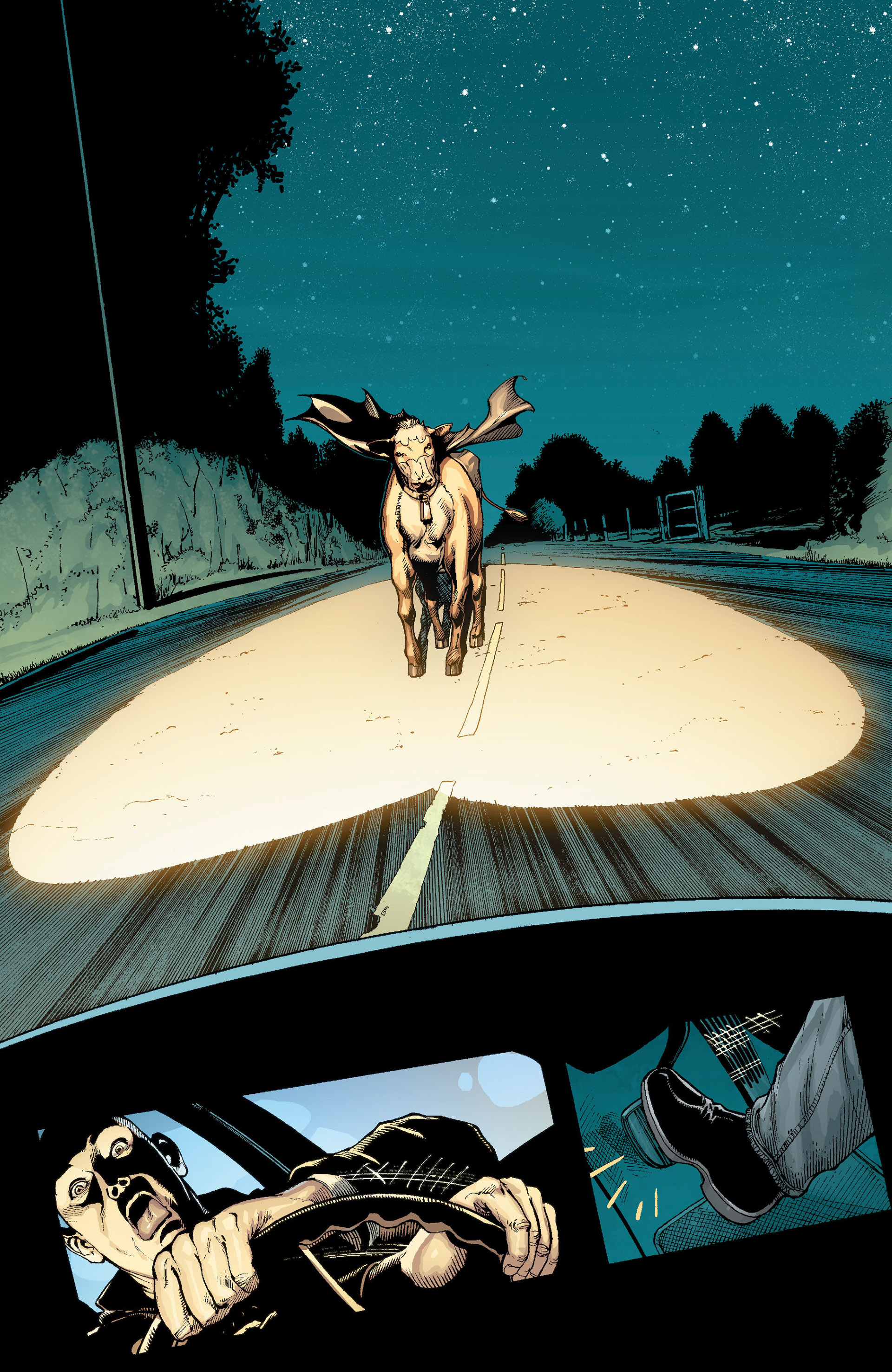 Read online Batman Incorporated (2012) comic -  Issue # _Special 1 - 35