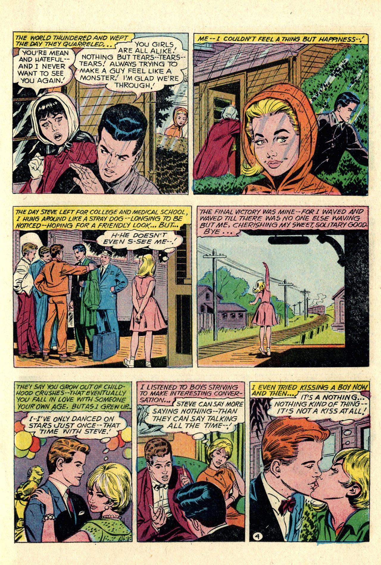 Read online Secret Hearts comic -  Issue #127 - 15