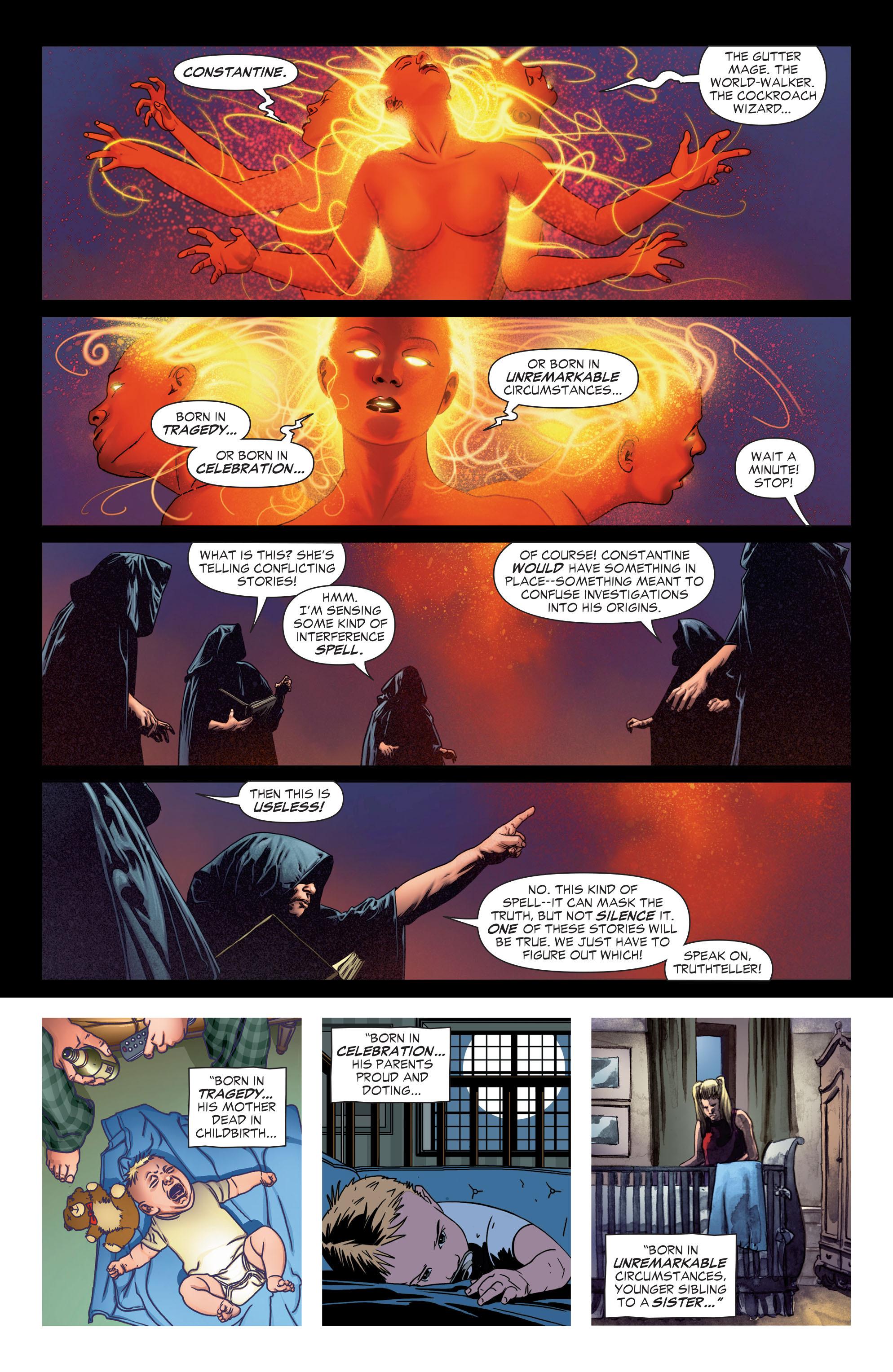 Read online Secret Origins (2014) comic -  Issue #11 - 15