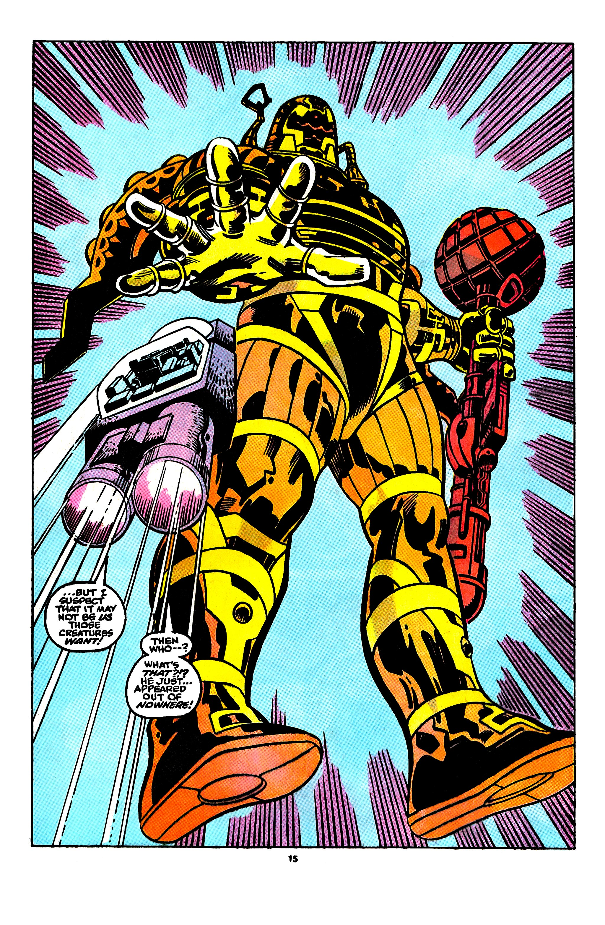 Read online X-Factor (1986) comic -  Issue #43 - 11
