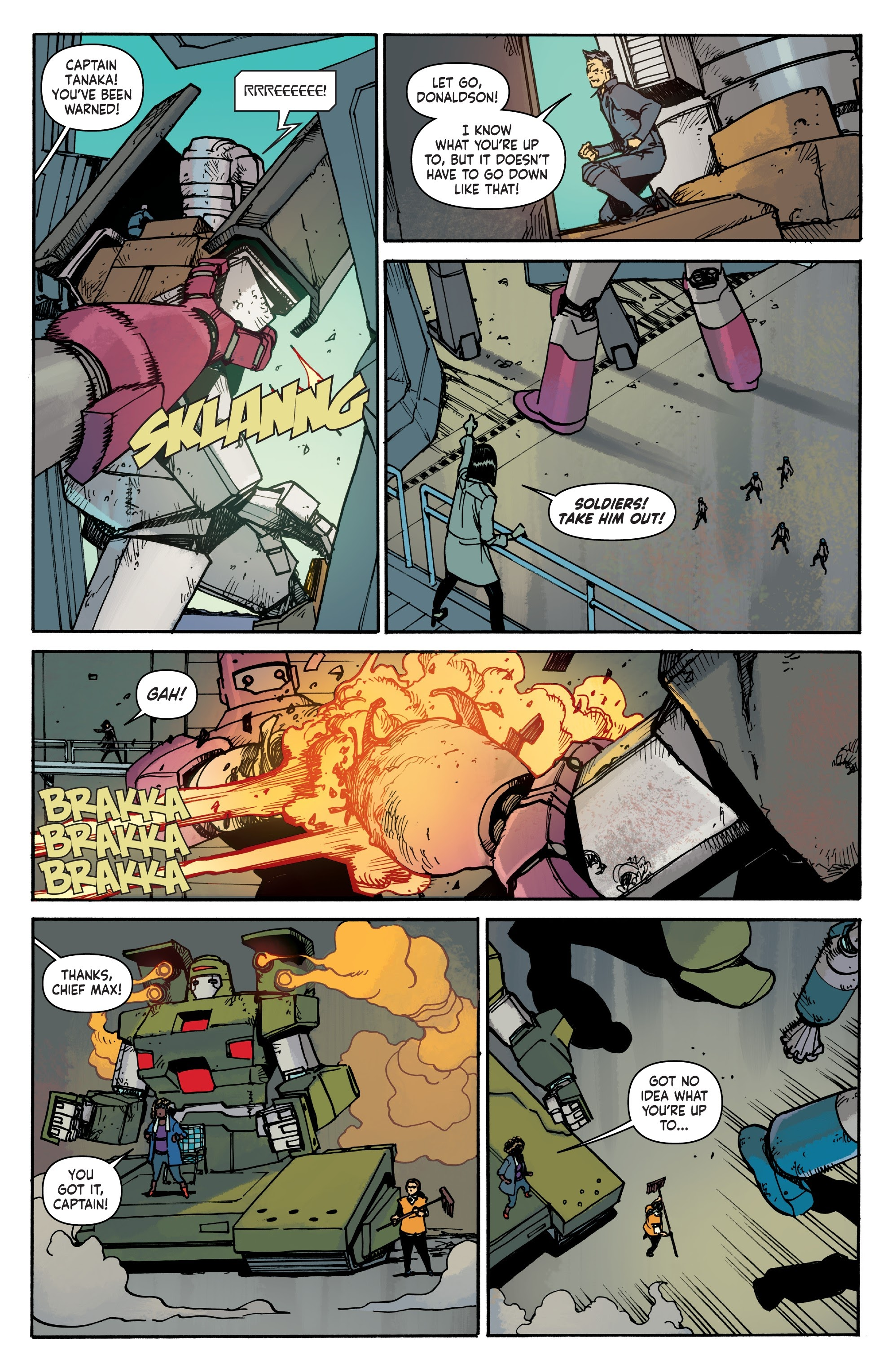Mech Cadet Yu #_TPB_2 #15 - English 74