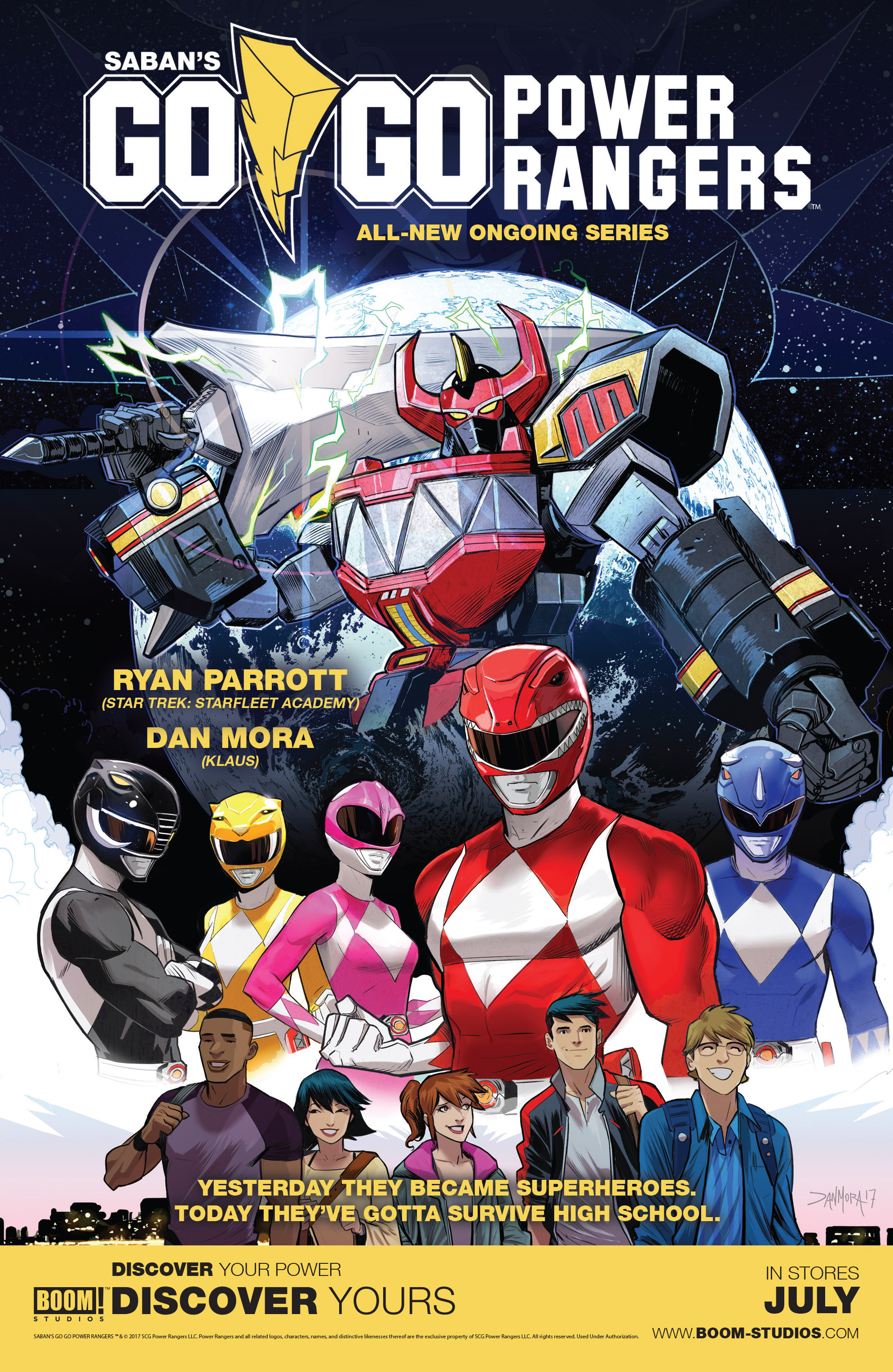Read online Mighty Morphin Power Rangers comic -  Issue # _Annual 2017 - 44