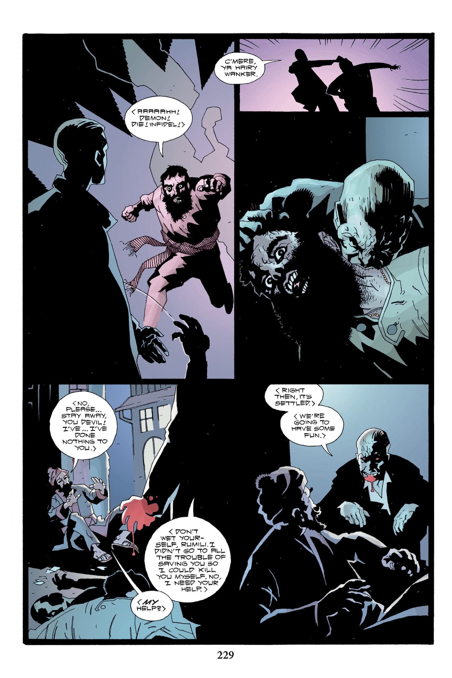 Read online Buffy the Vampire Slayer: Omnibus comic -  Issue # TPB 2 - 222