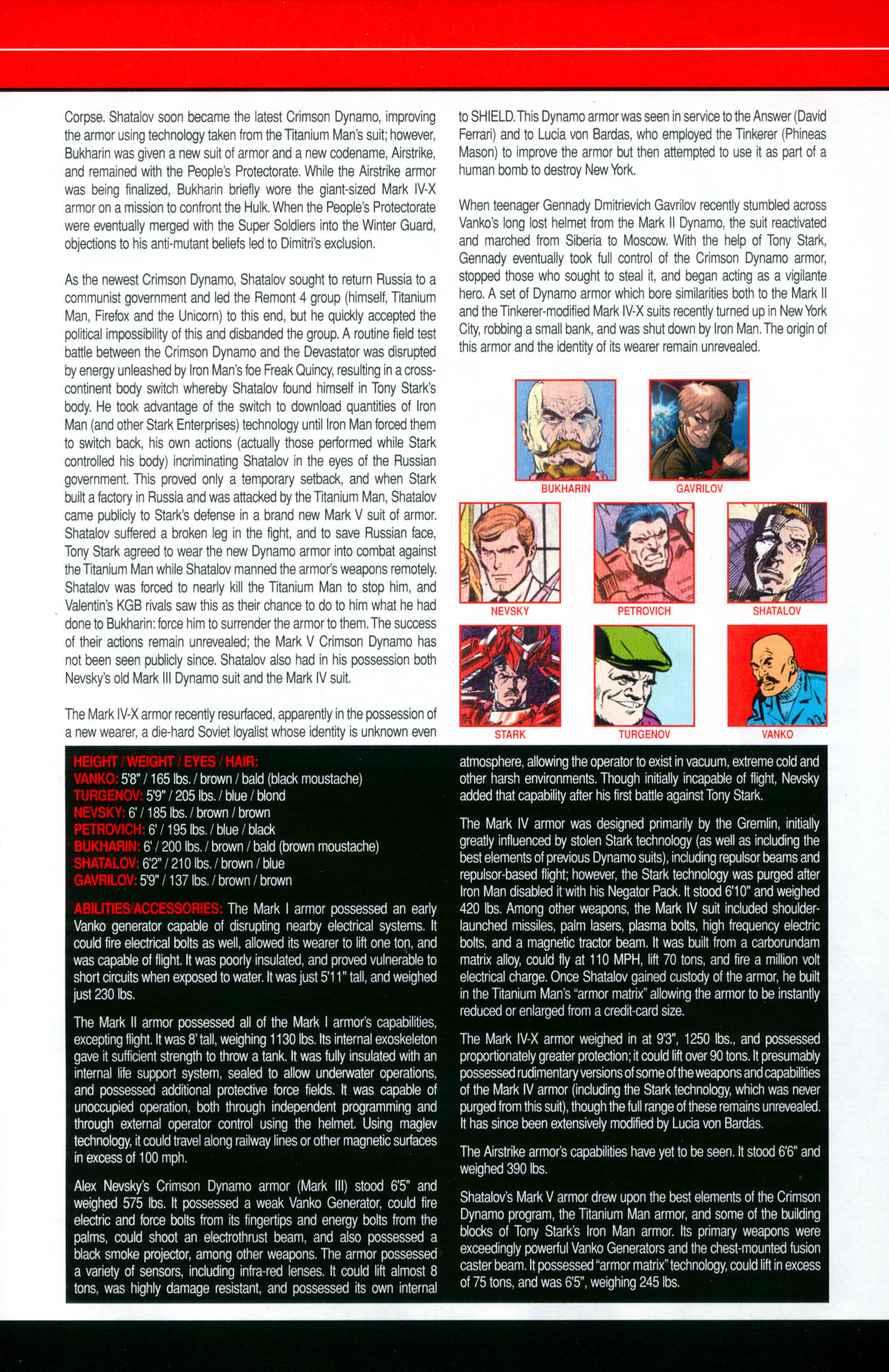 Read online All-New Official Handbook of the Marvel Universe A to Z: Update comic -  Issue #2 - 27
