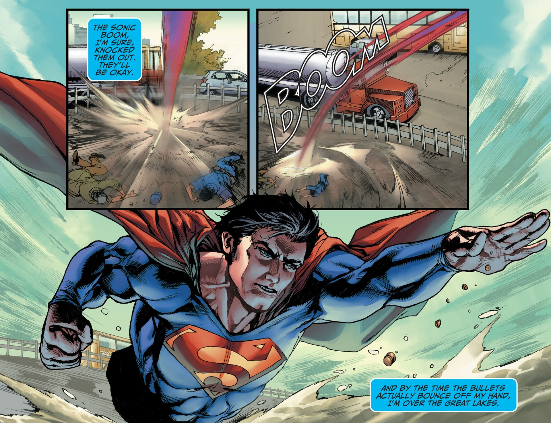 Read online Adventures of Superman [I] comic -  Issue #9 - 17