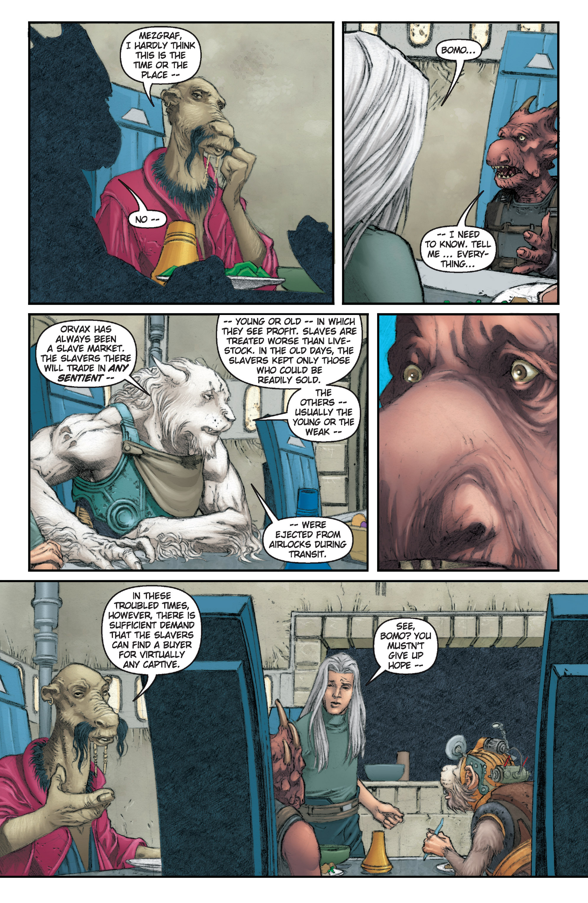Read online Star Wars Omnibus comic -  Issue # Vol. 31 - 96