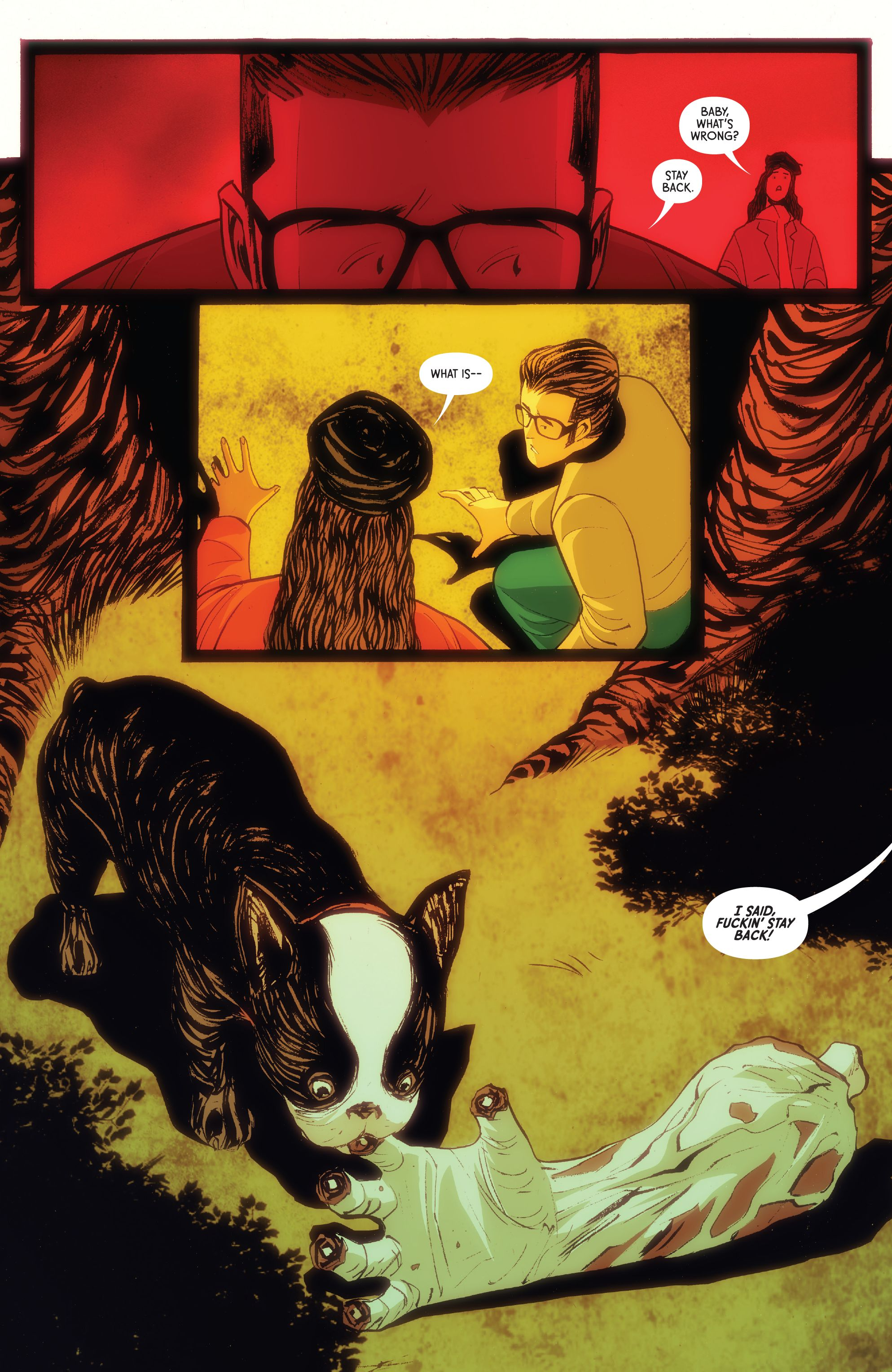 Read online American Monster comic -  Issue #6 - 6