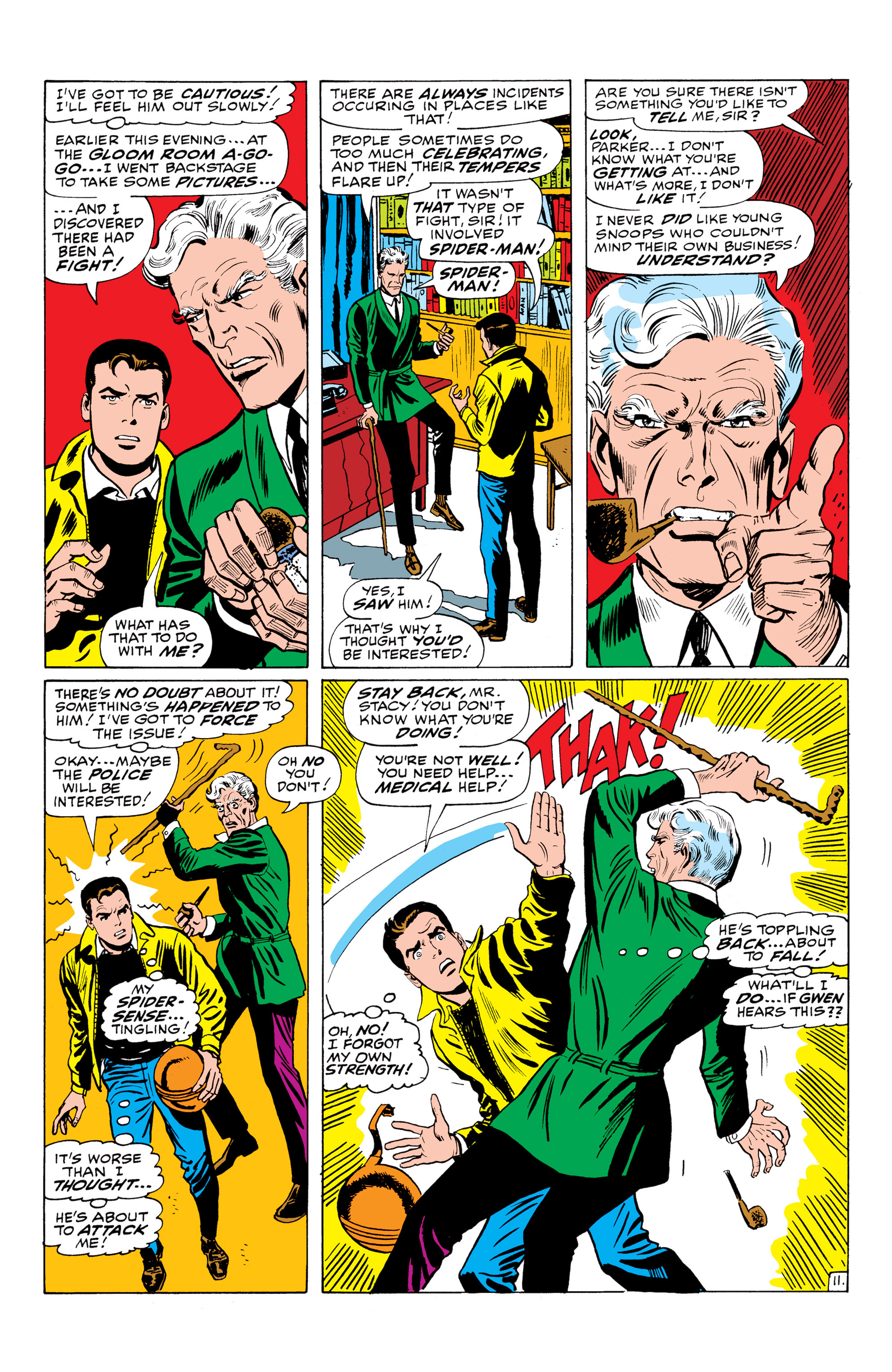 The Amazing Spider-Man (1963) 60 Page 11