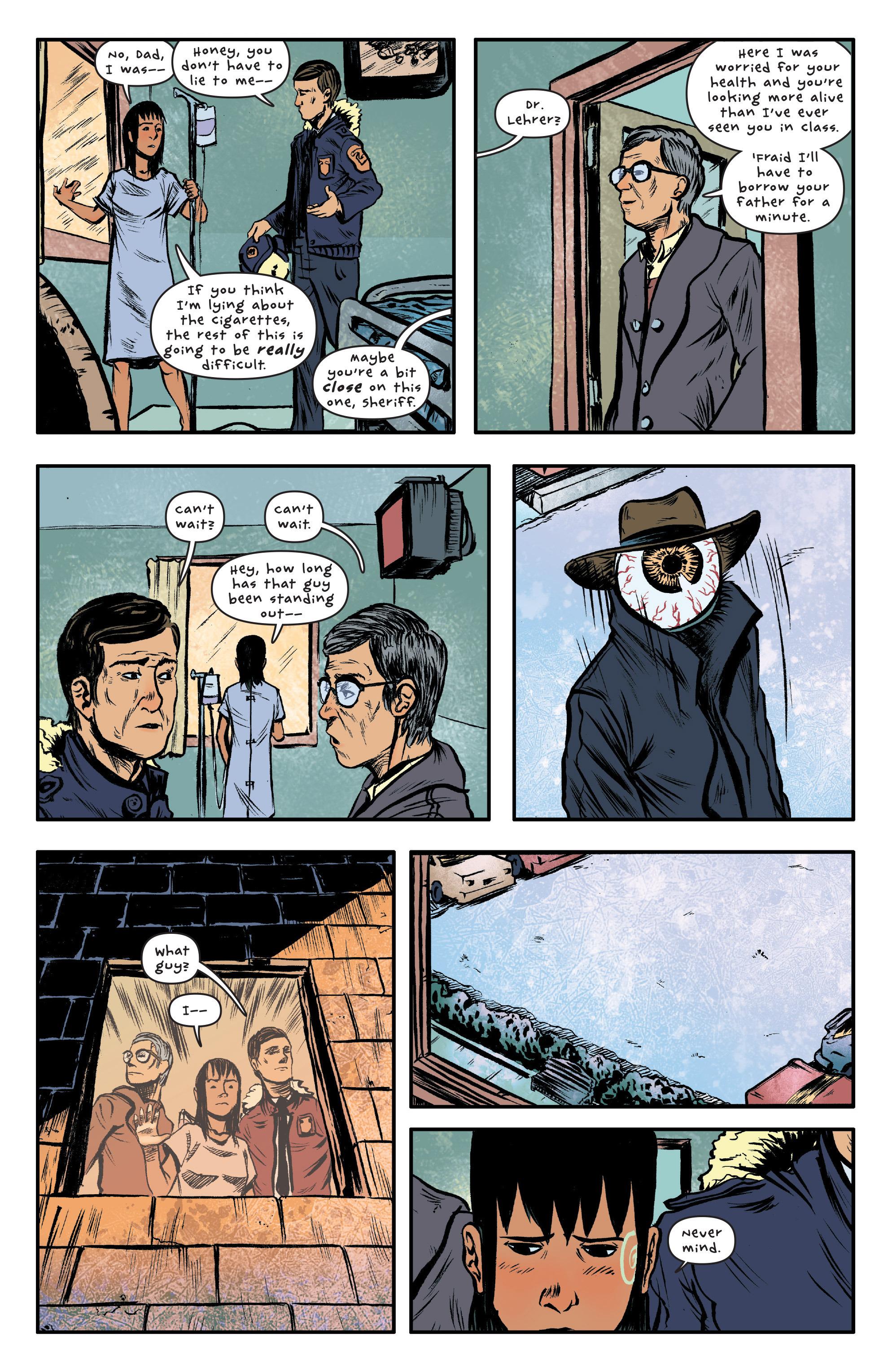 Read online UFOlogy comic -  Issue #2 - 11