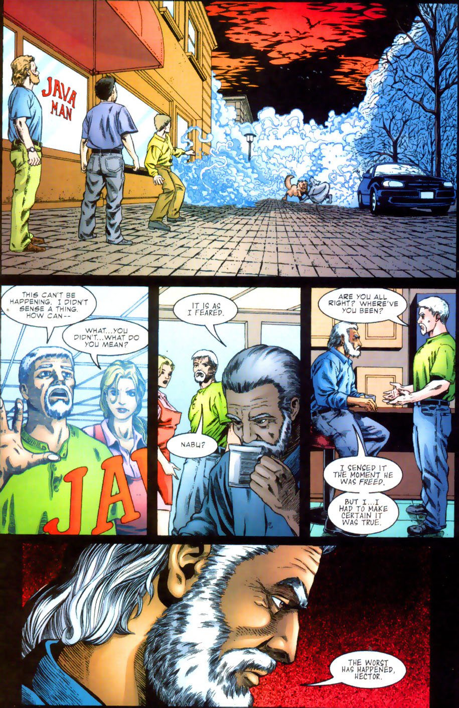Read online Doctor Fate (2003) comic -  Issue #2 - 22