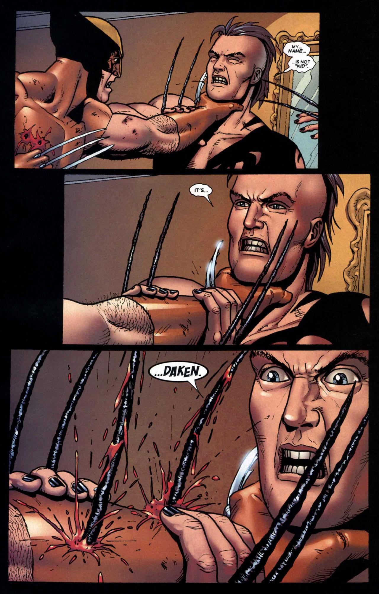 Read online Wolverine: Origins comic -  Issue #13 - 17