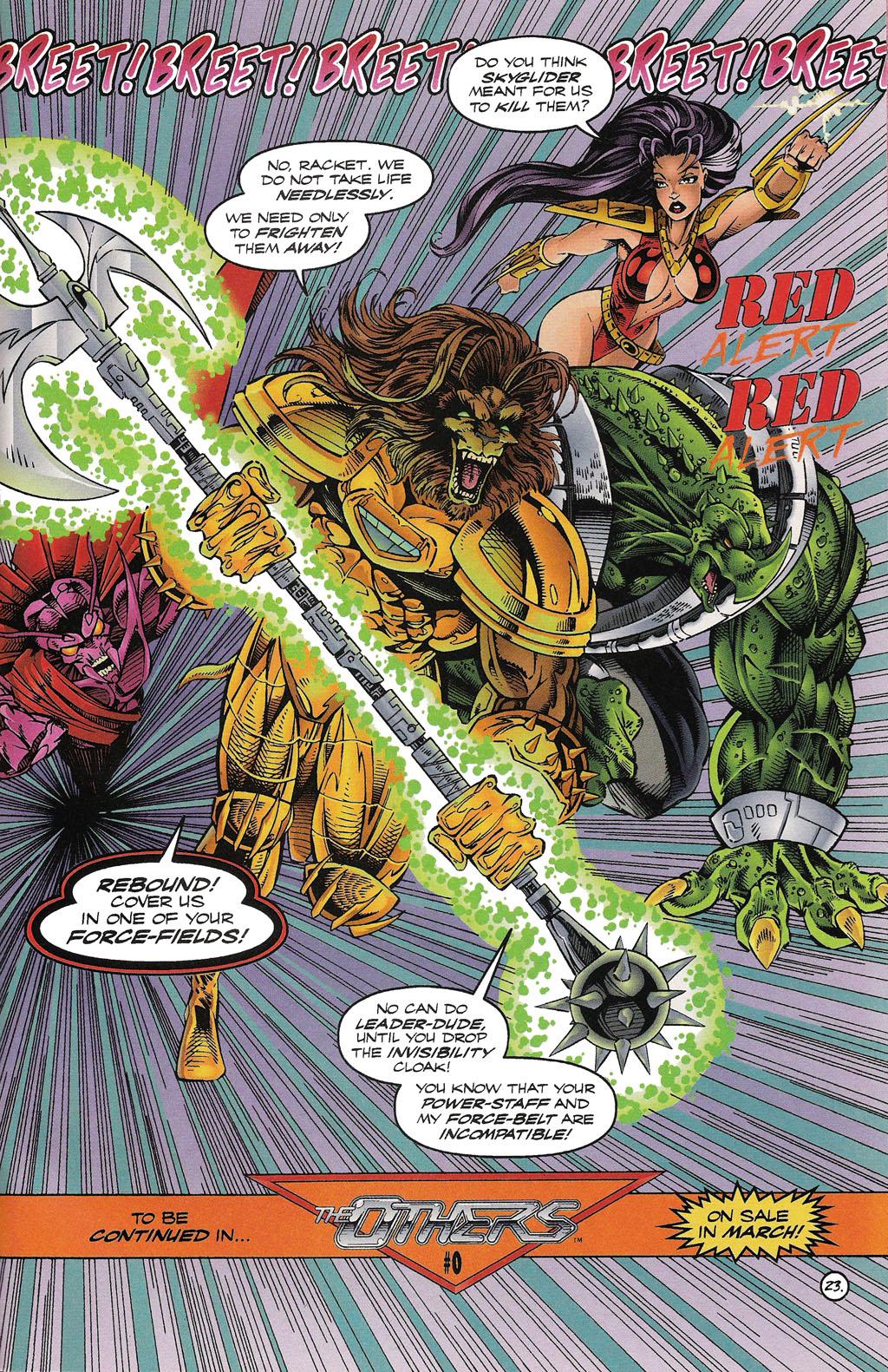 Read online ShadowHawk comic -  Issue #15 - 26