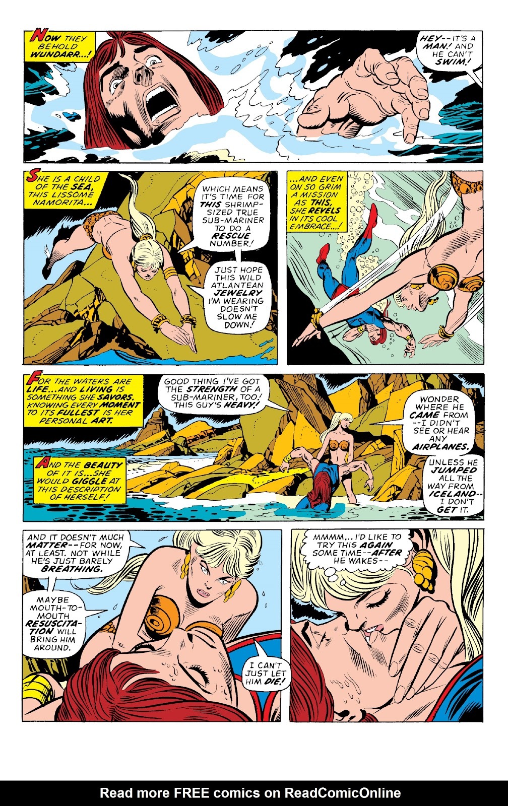 Read online Marvel Two-In-One Epic Collection: Cry Monster comic -  Issue # TPB (Part 1) - 67