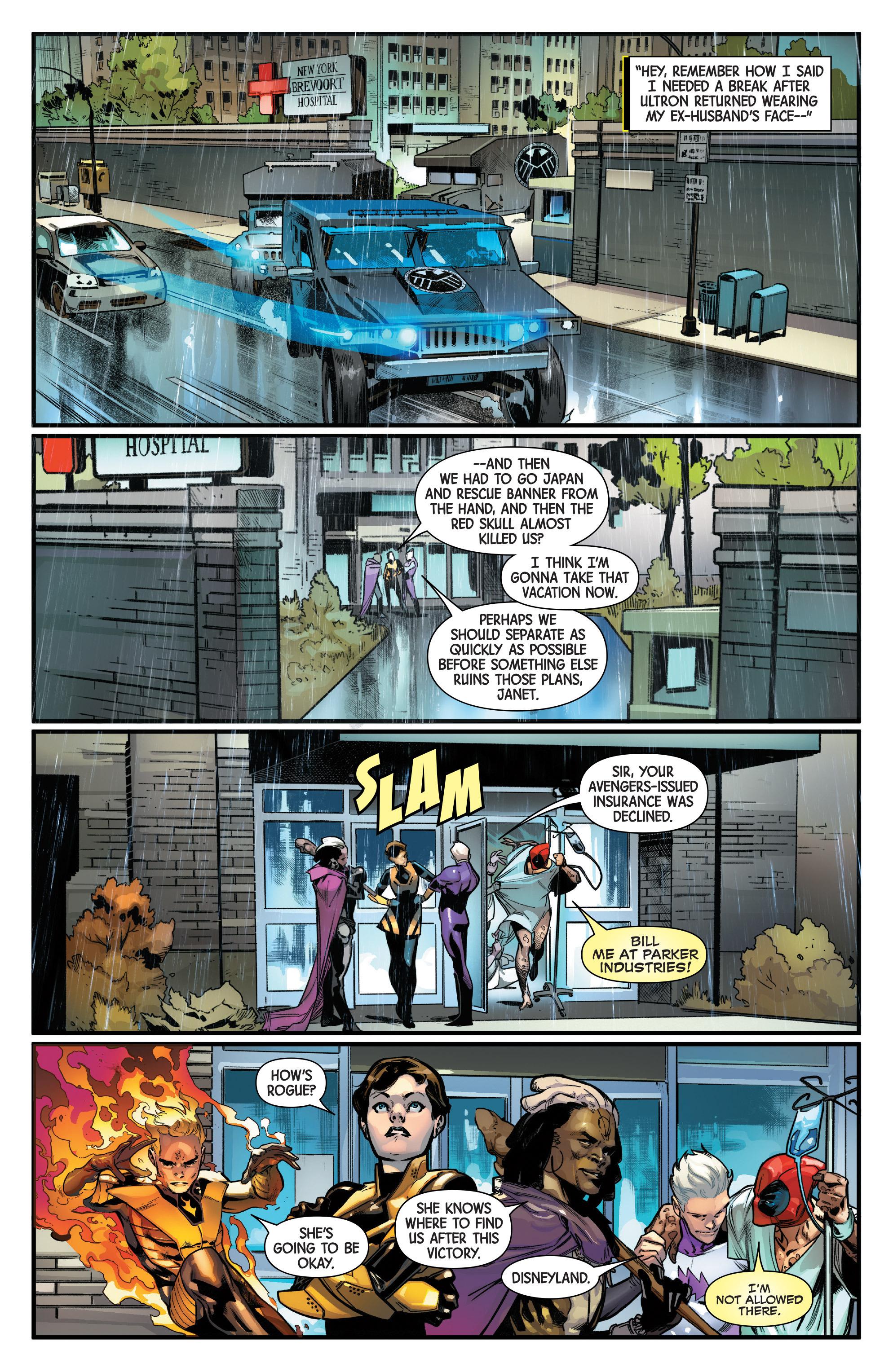 Read online Uncanny Avengers [II] comic -  Issue #22 - 13