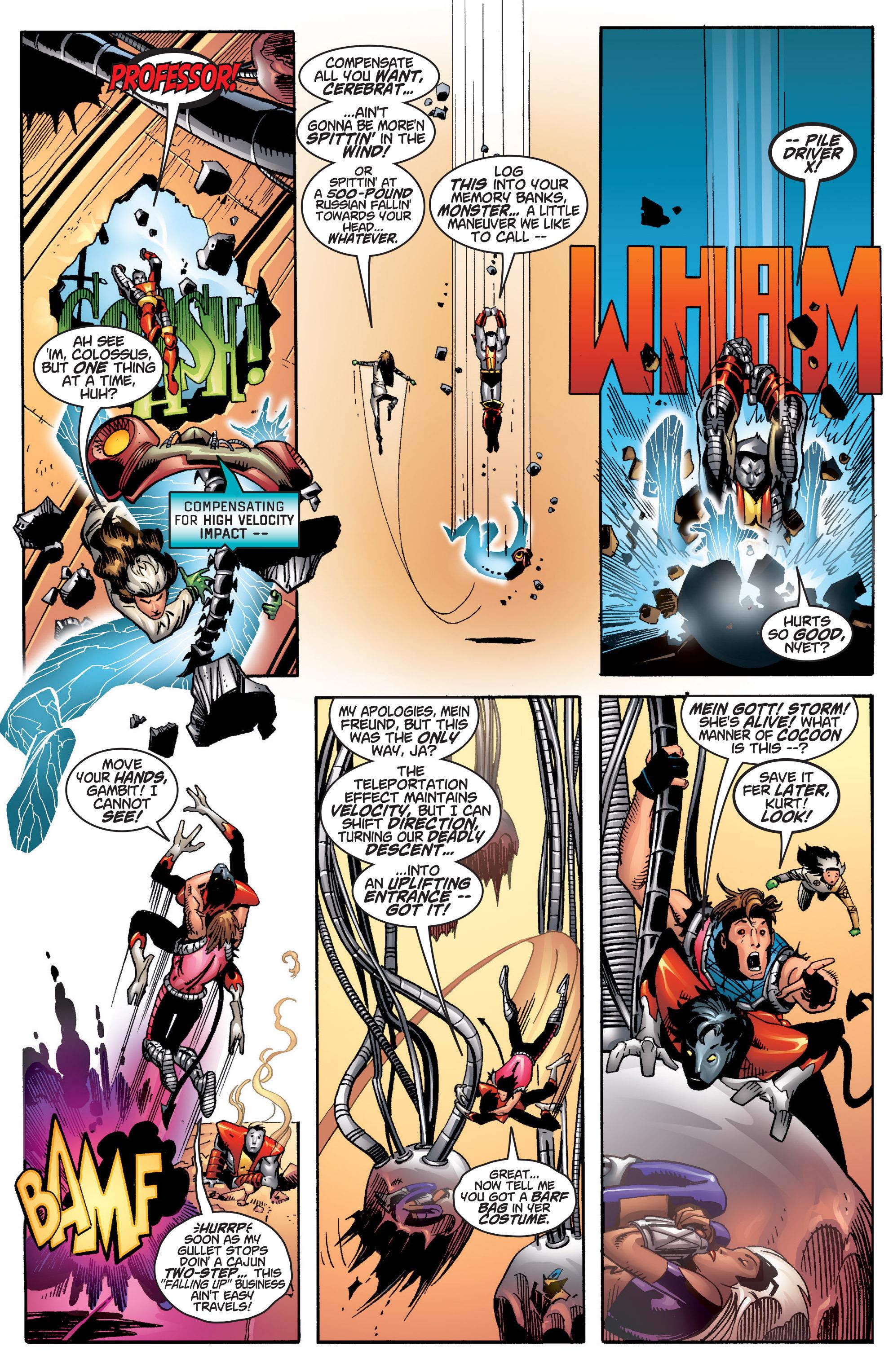 X-Men (1991) 84 Page 8