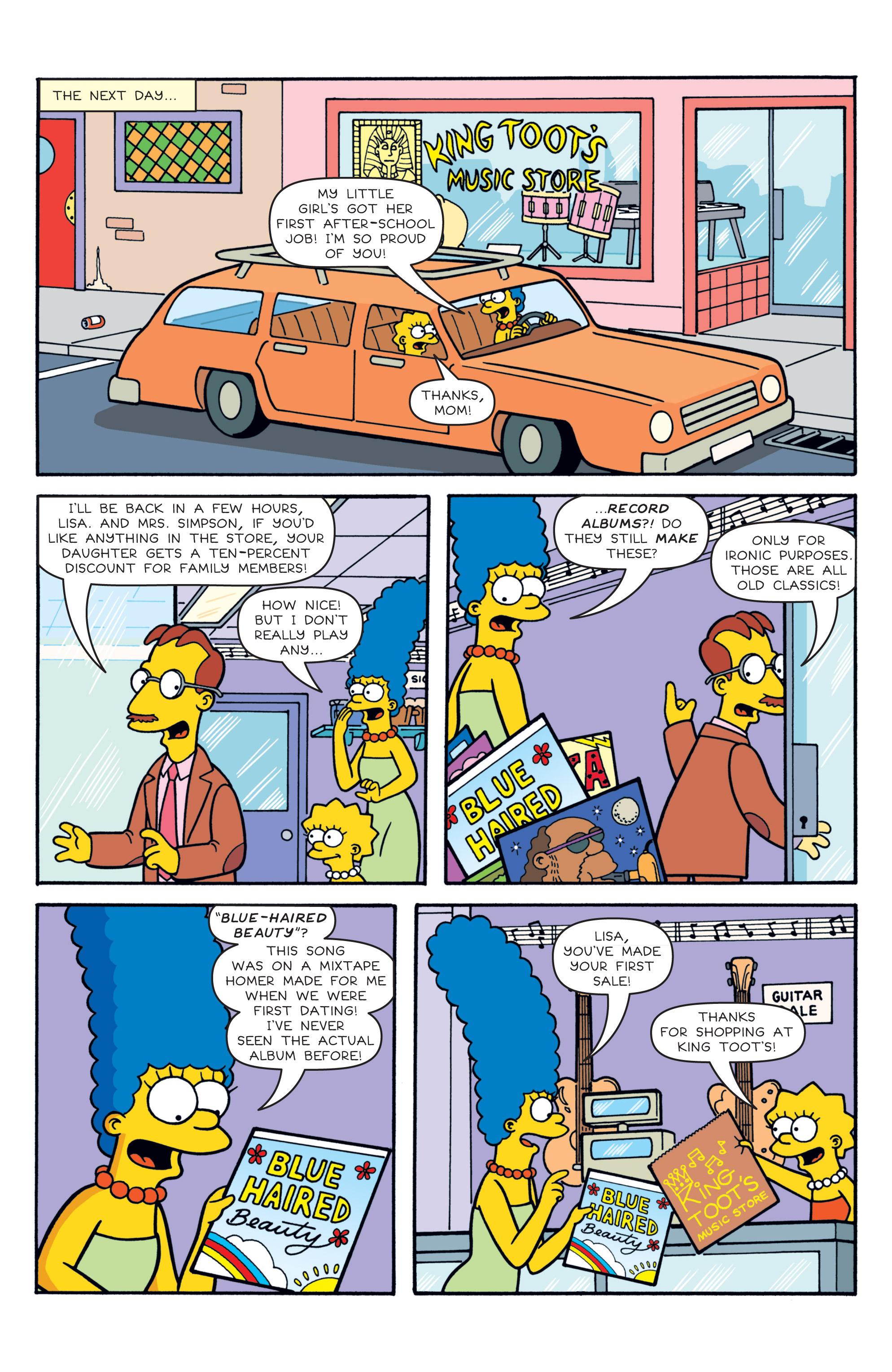 Read online Simpsons Comics comic -  Issue #188 - 7