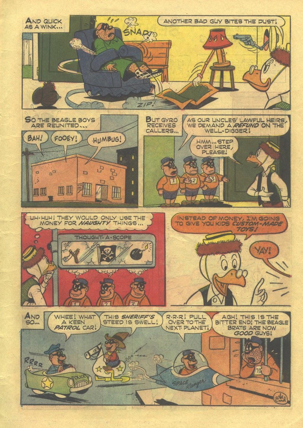 Walt Disney THE BEAGLE BOYS issue 3 - Page 15