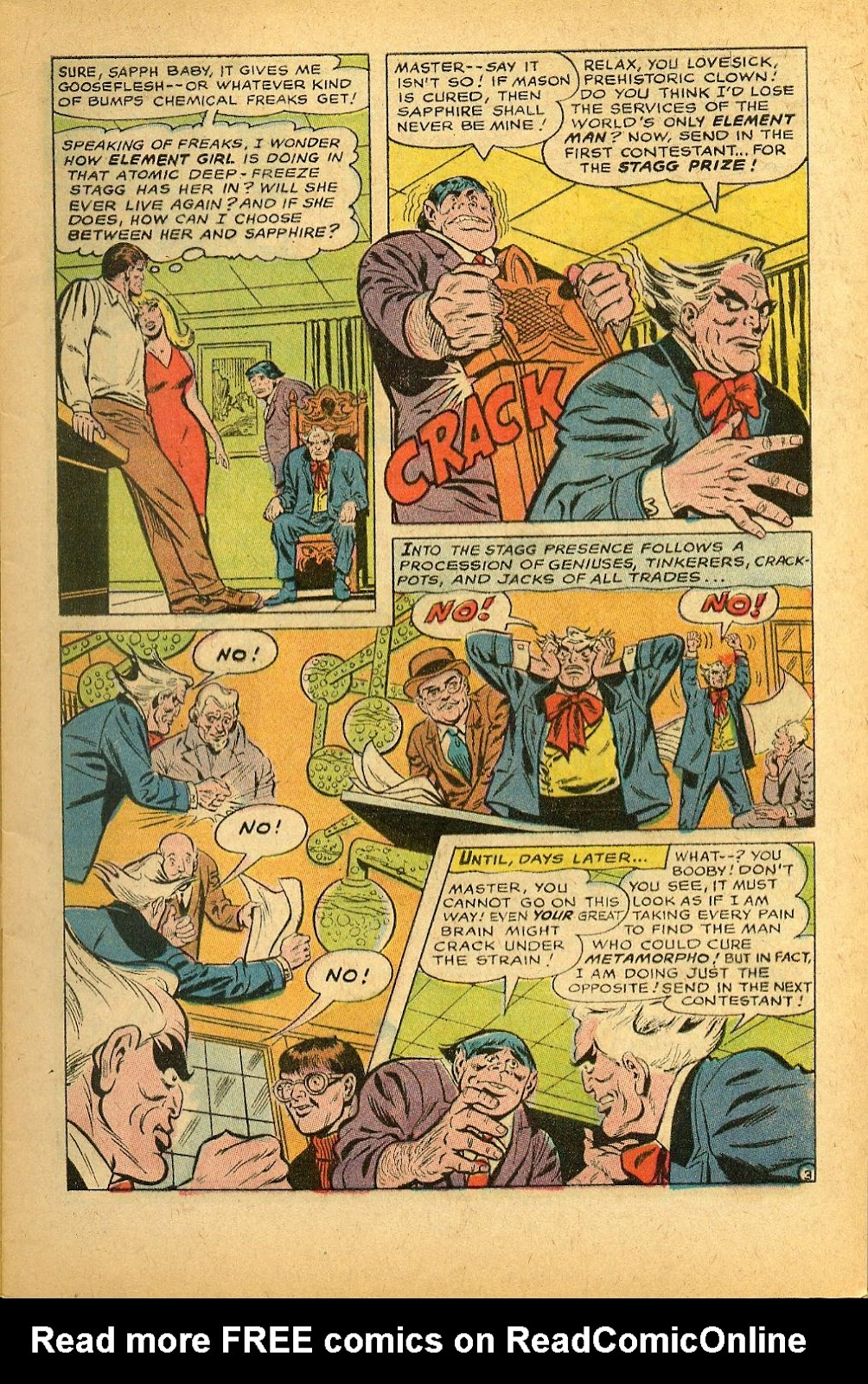 Metamorpho (1965) issue 12 - Page 5