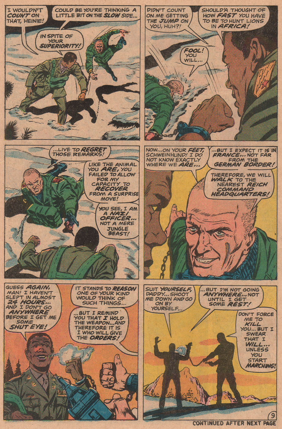 Read online Sgt. Fury comic -  Issue #90 - 14