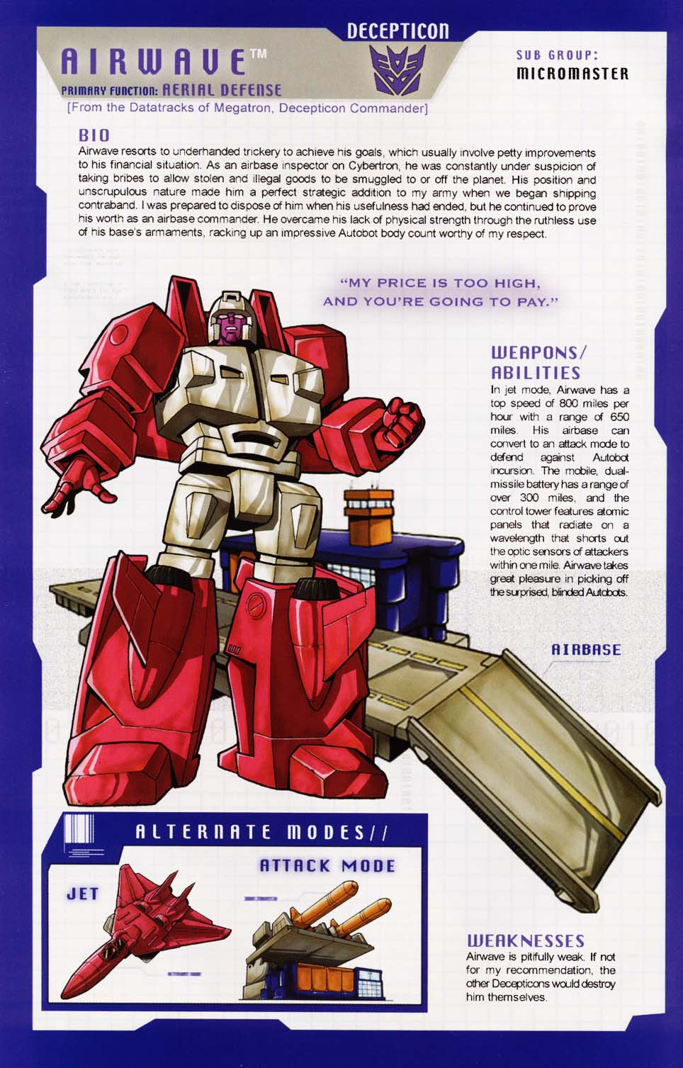 Read online Transformers: More than Meets the Eye comic -  Issue #1 - 10