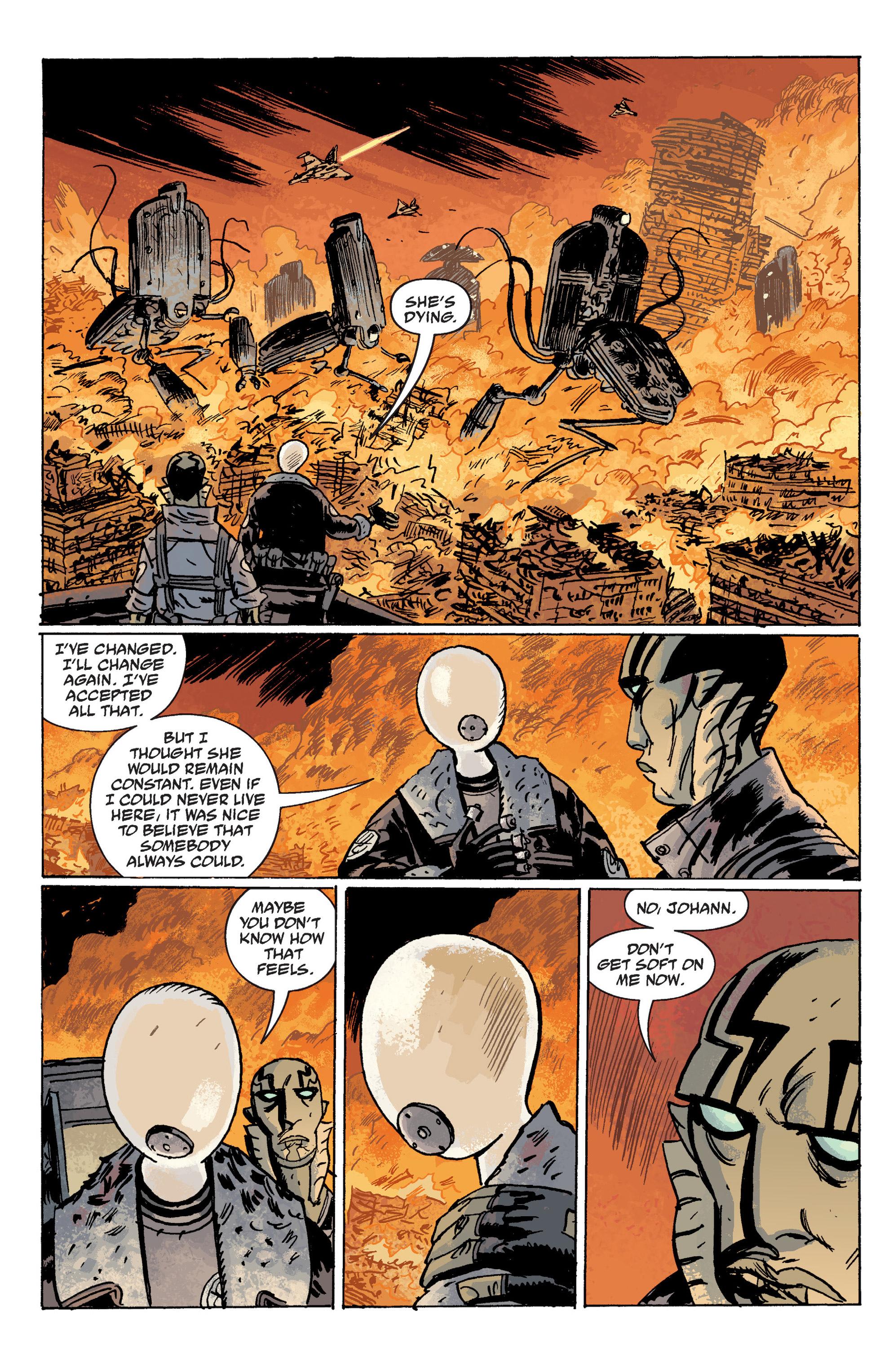 Read online B.P.R.D. (2003) comic -  Issue # TPB 10 - 95