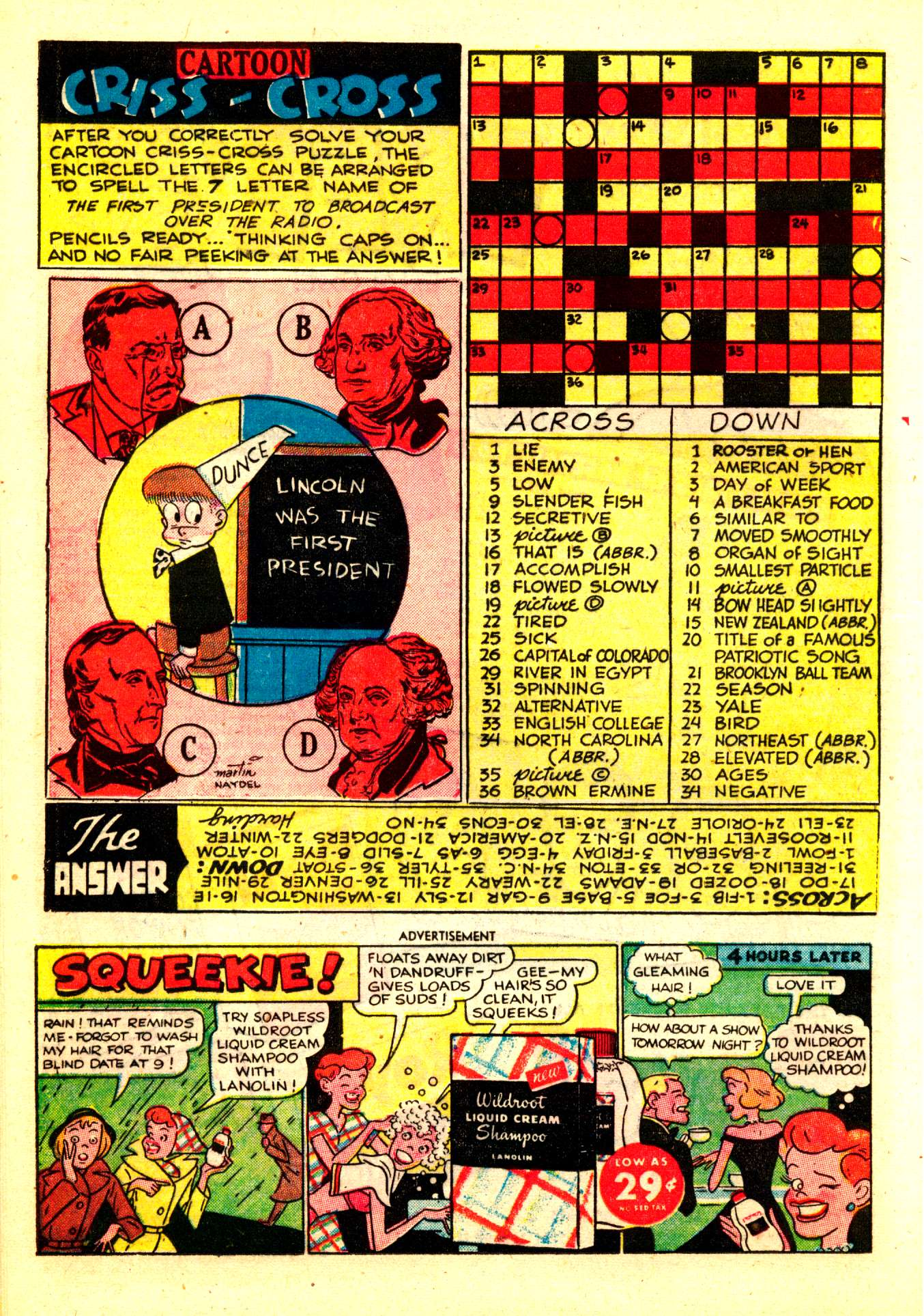 Read online Wonder Woman (1942) comic -  Issue #50 - 26