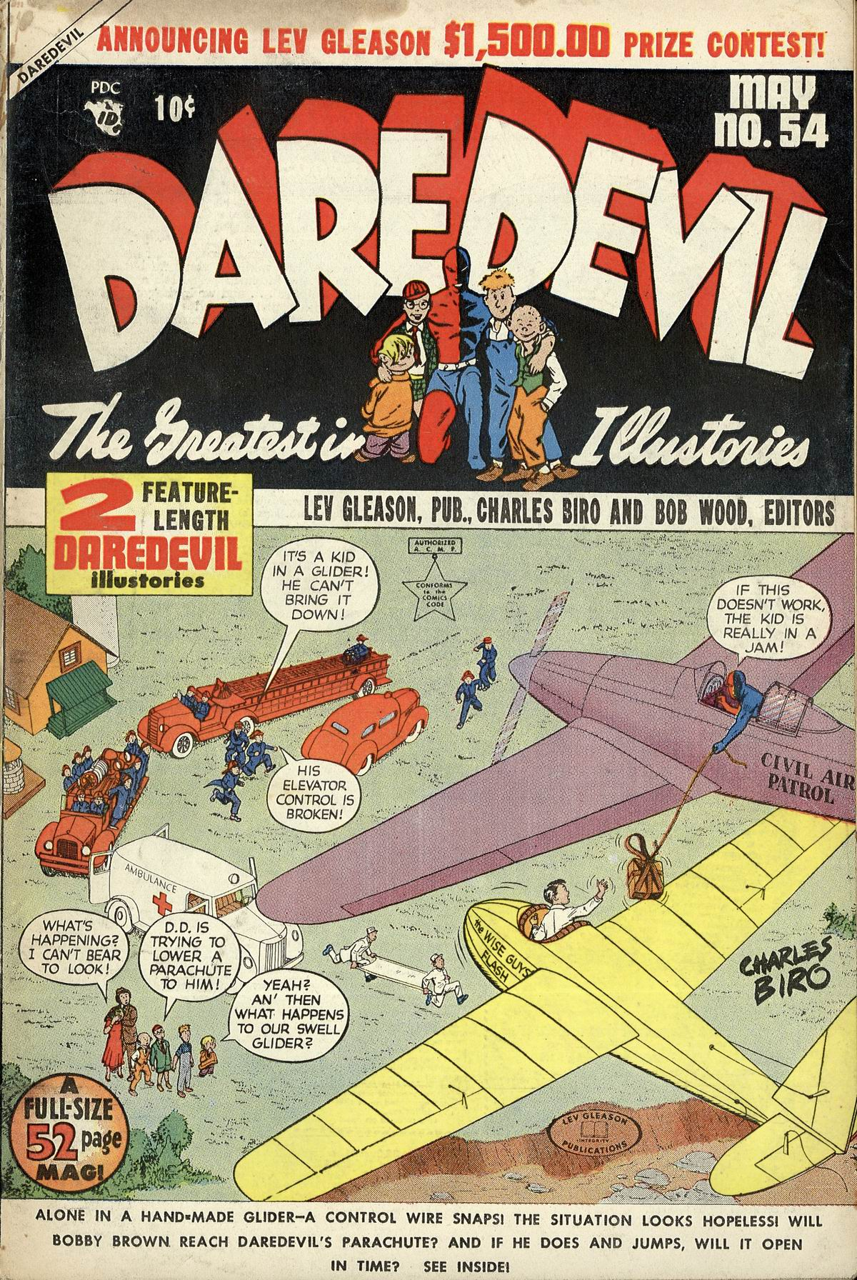 Daredevil (1941) 54 Page 1