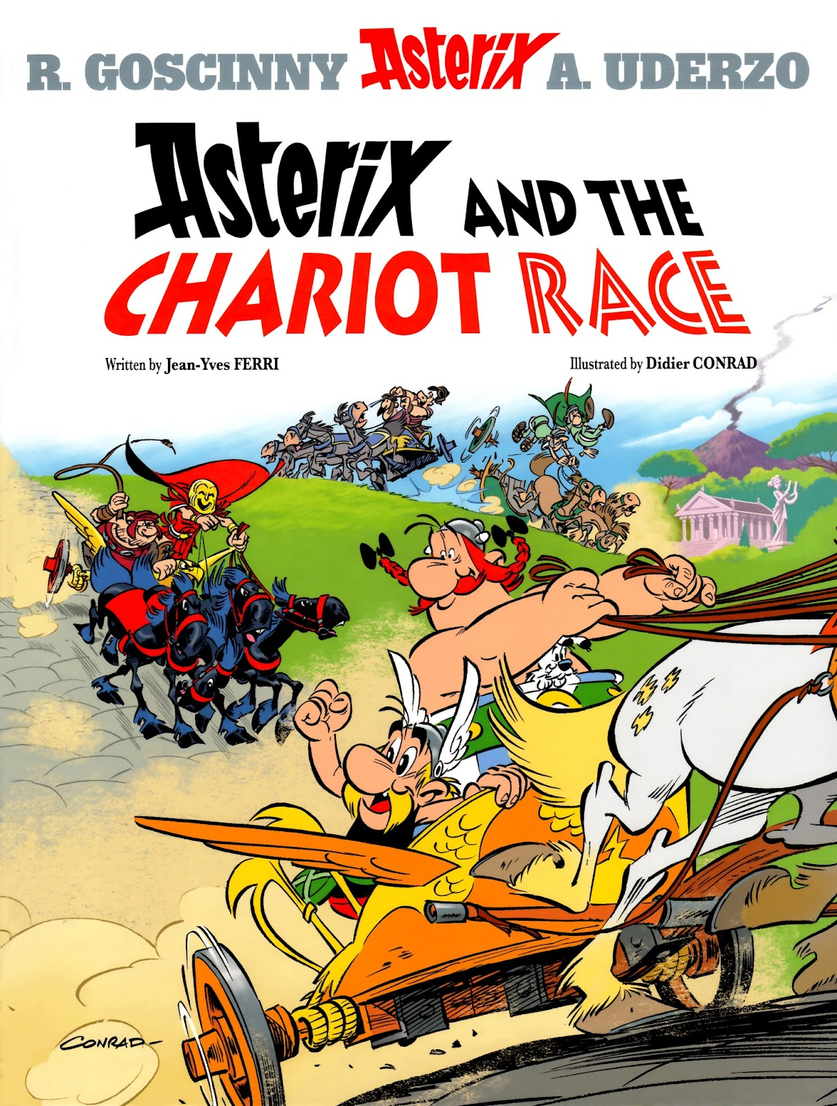Asterix issue 37 - Page 1