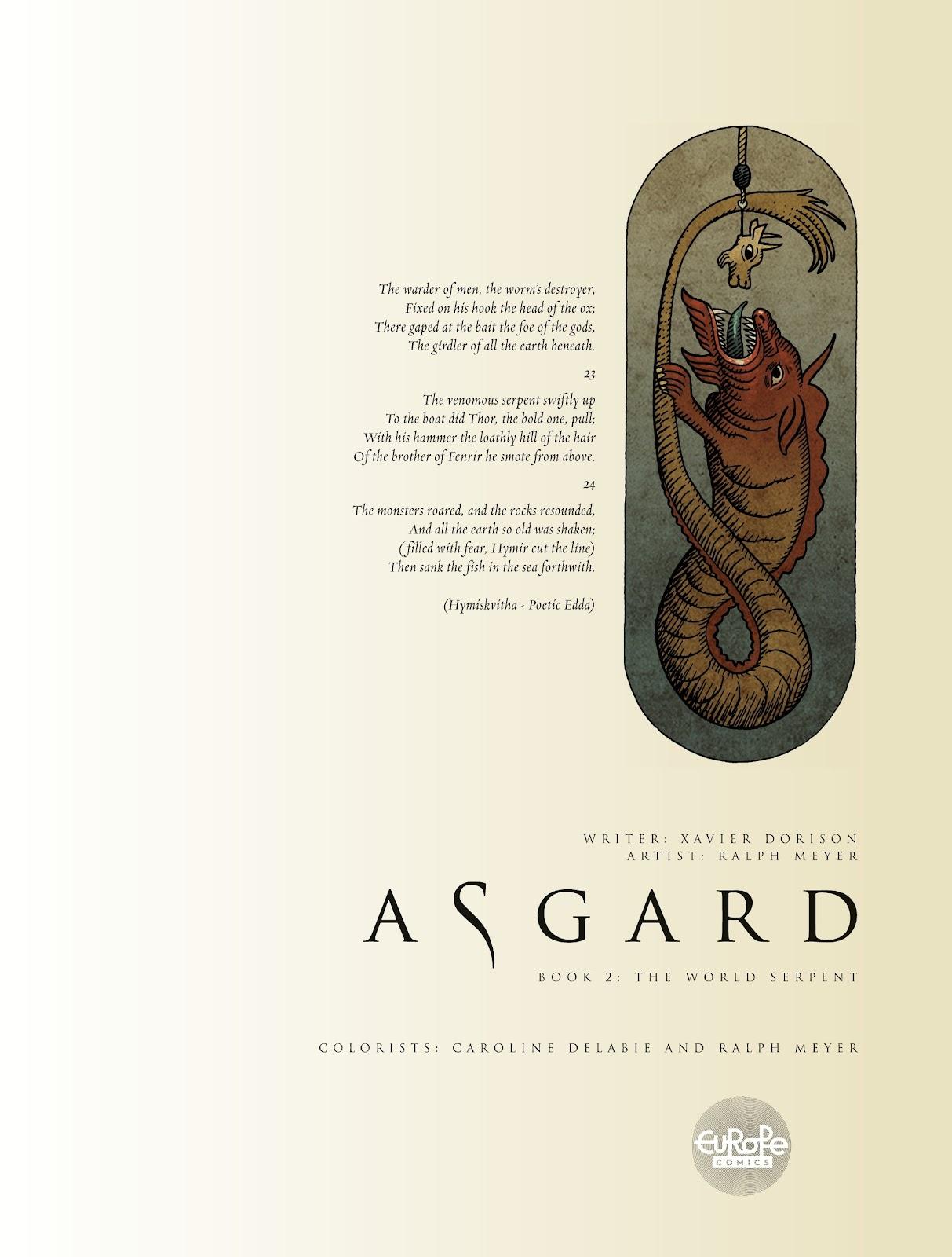 Read online Asgard comic -  Issue #2 - 3