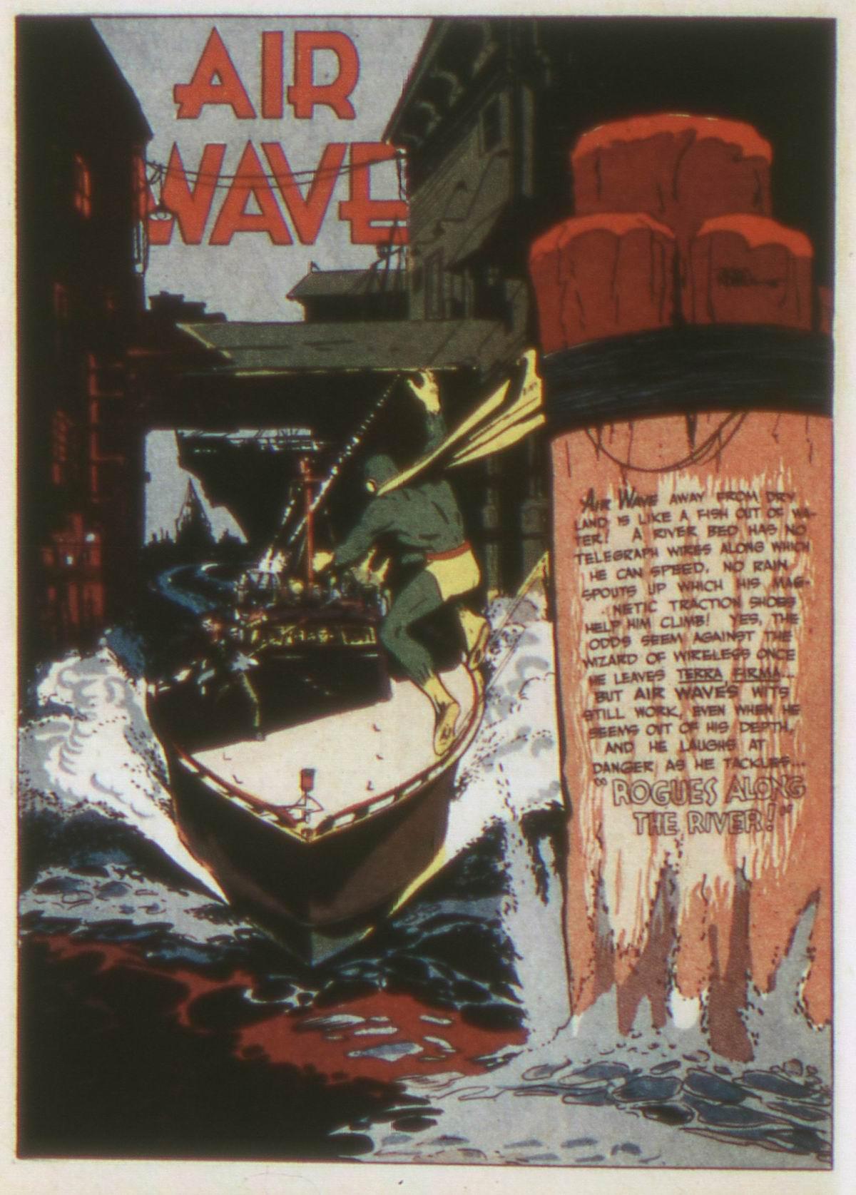 Read online Detective Comics (1937) comic -  Issue #82 - 38