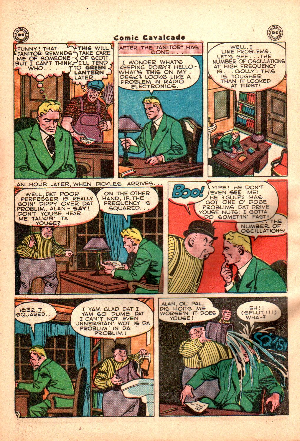 Comic Cavalcade issue 21 - Page 70