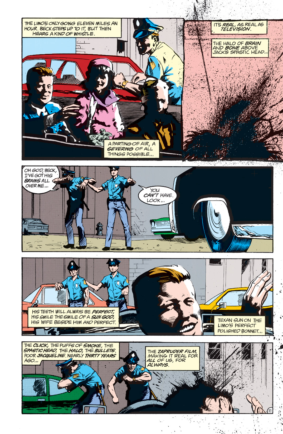 Read online Shade, the Changing Man comic -  Issue #2 - 13