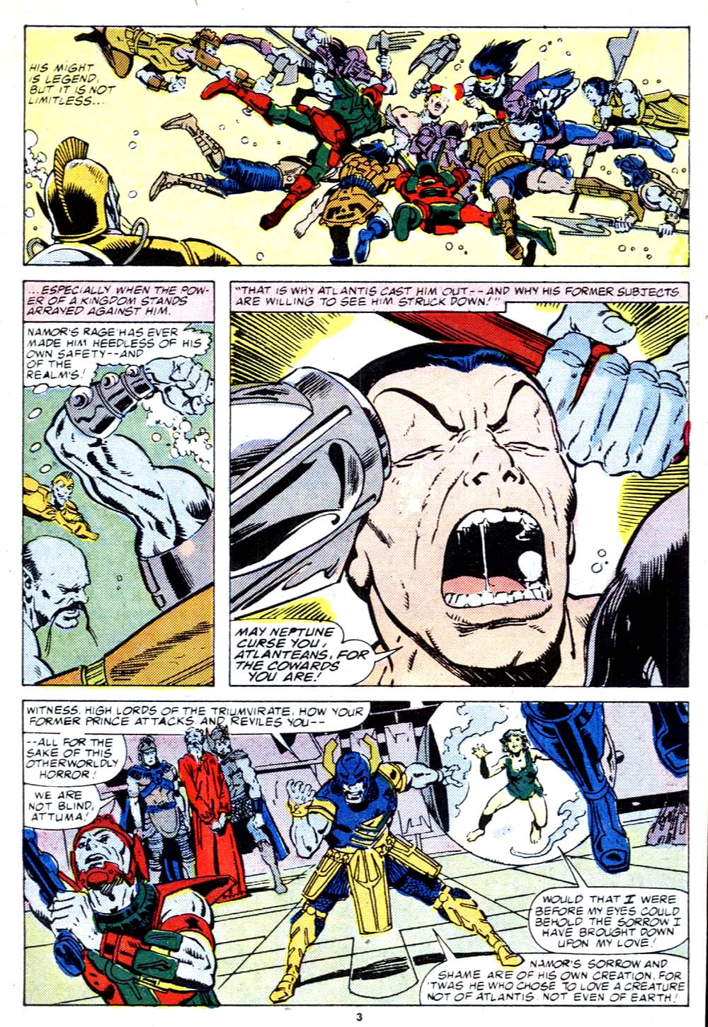 Read online Alpha Flight (1983) comic -  Issue #38 - 4