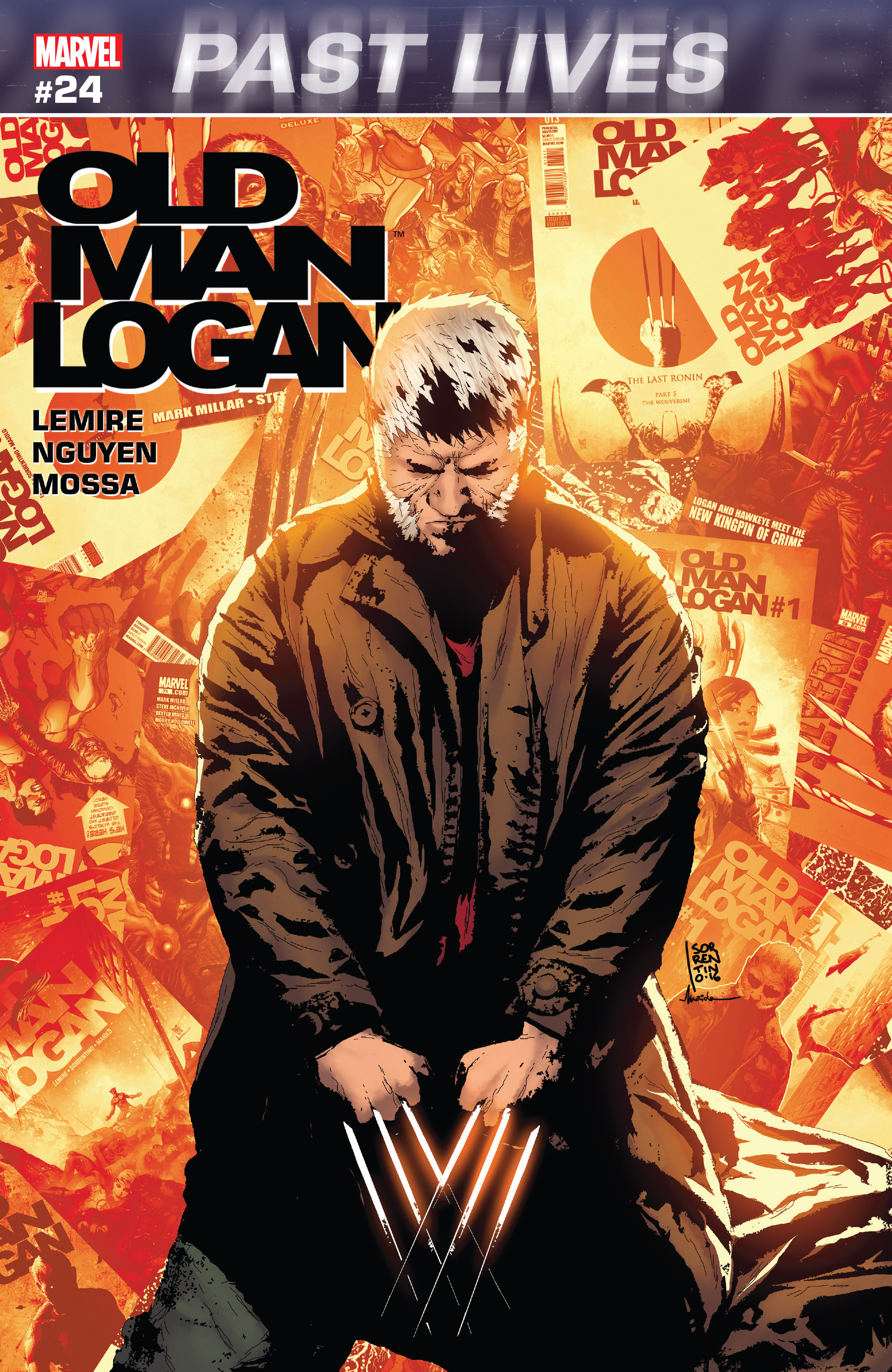 Read online Old Man Logan (2016) comic -  Issue #24 - 1