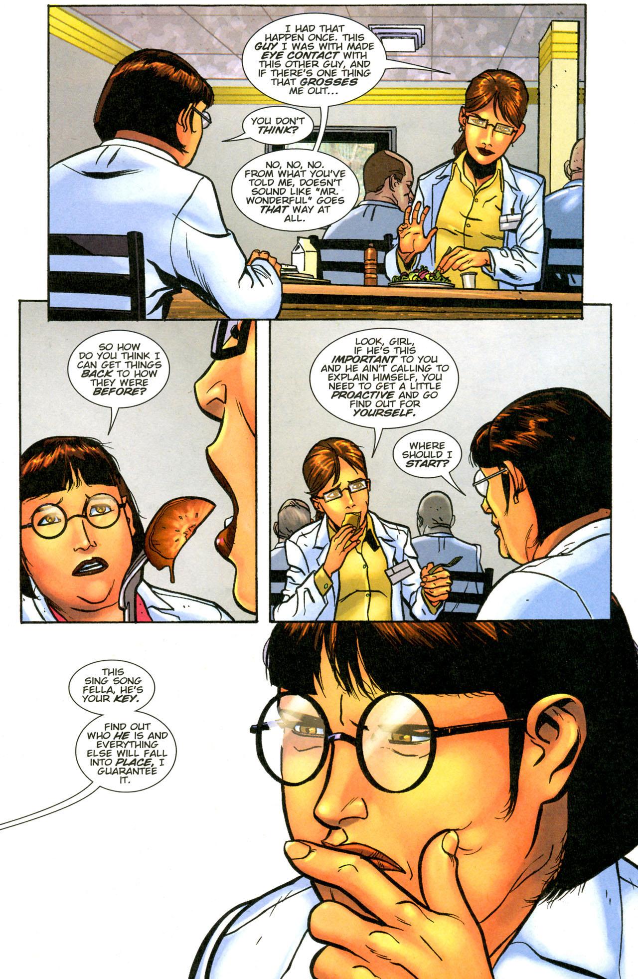 Read online The Exterminators comic -  Issue #12 - 12