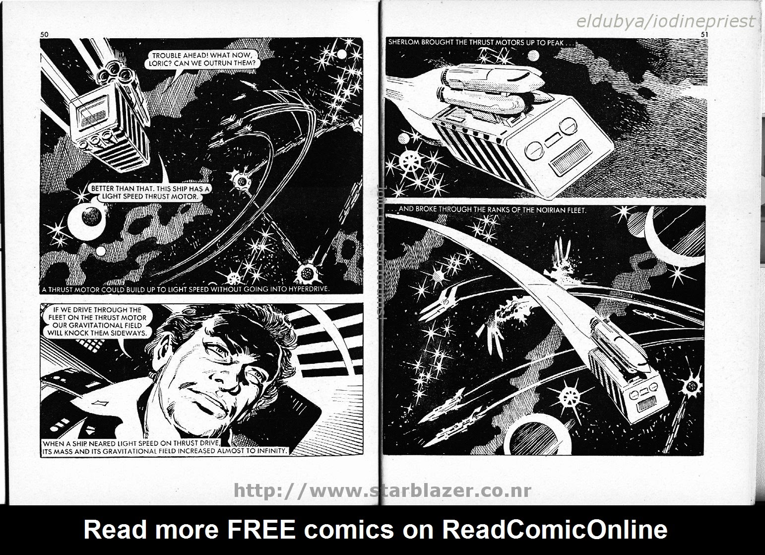 Starblazer issue 97 - Page 27